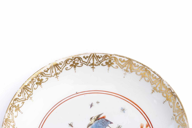 Kleine Unterschale, Meissen 1730/35 - Bild 2 aus 4