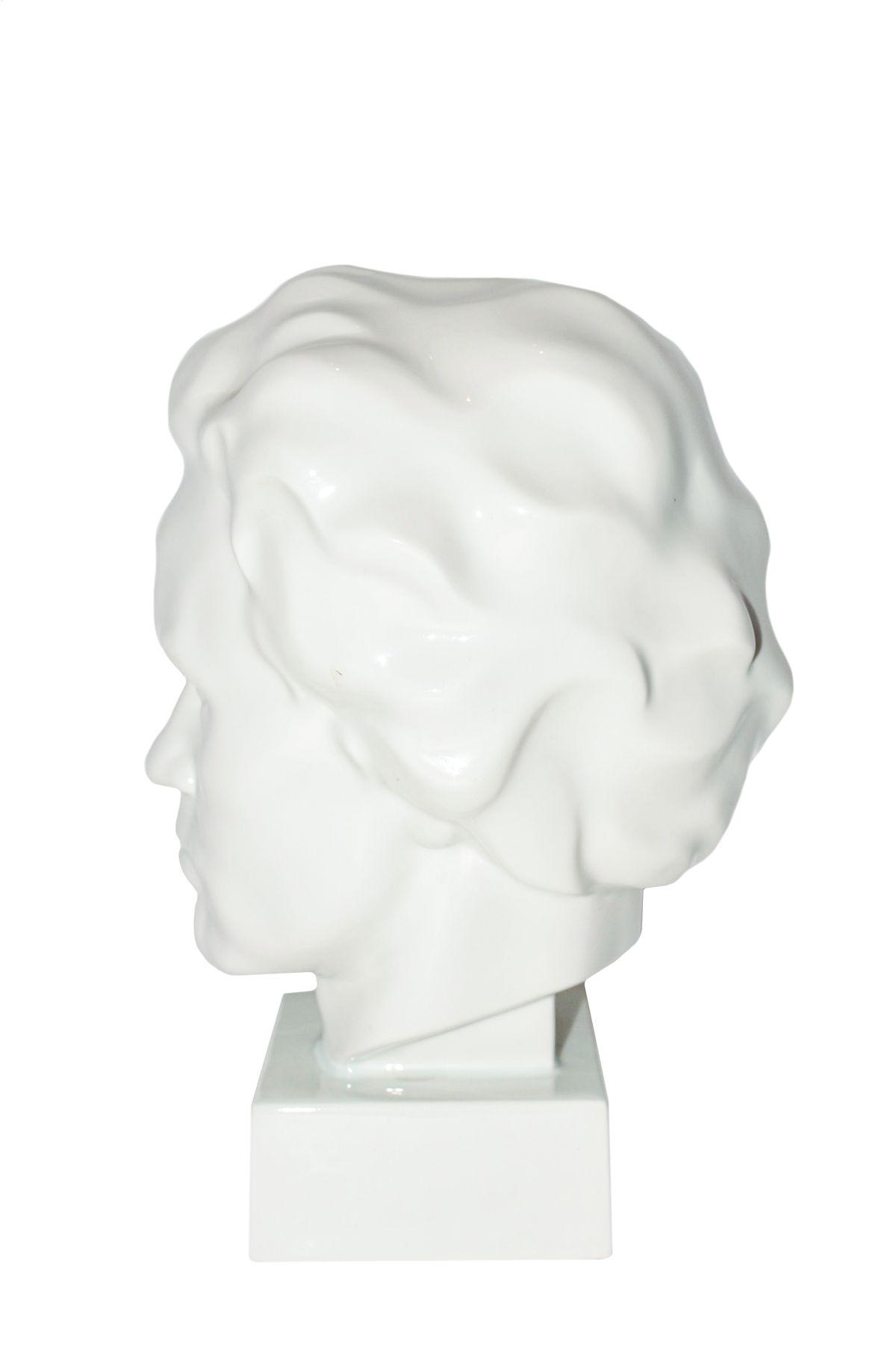 Augarten Büste Ludwig van Beethoven - Bild 3 aus 4