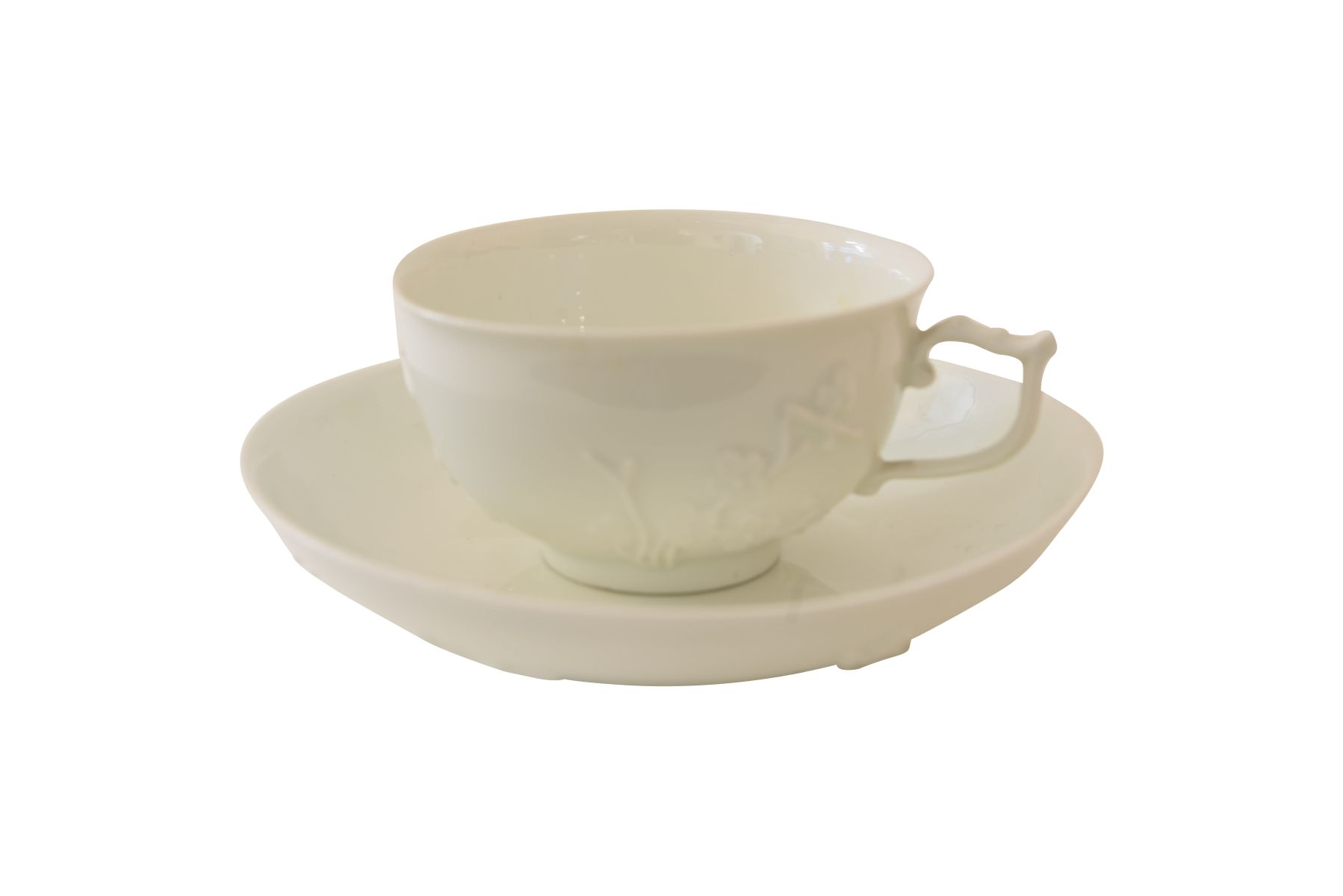 25 teiliges Kaffee- und Teeservice Meissen 18. Jahrhundert - Bild 15 aus 16