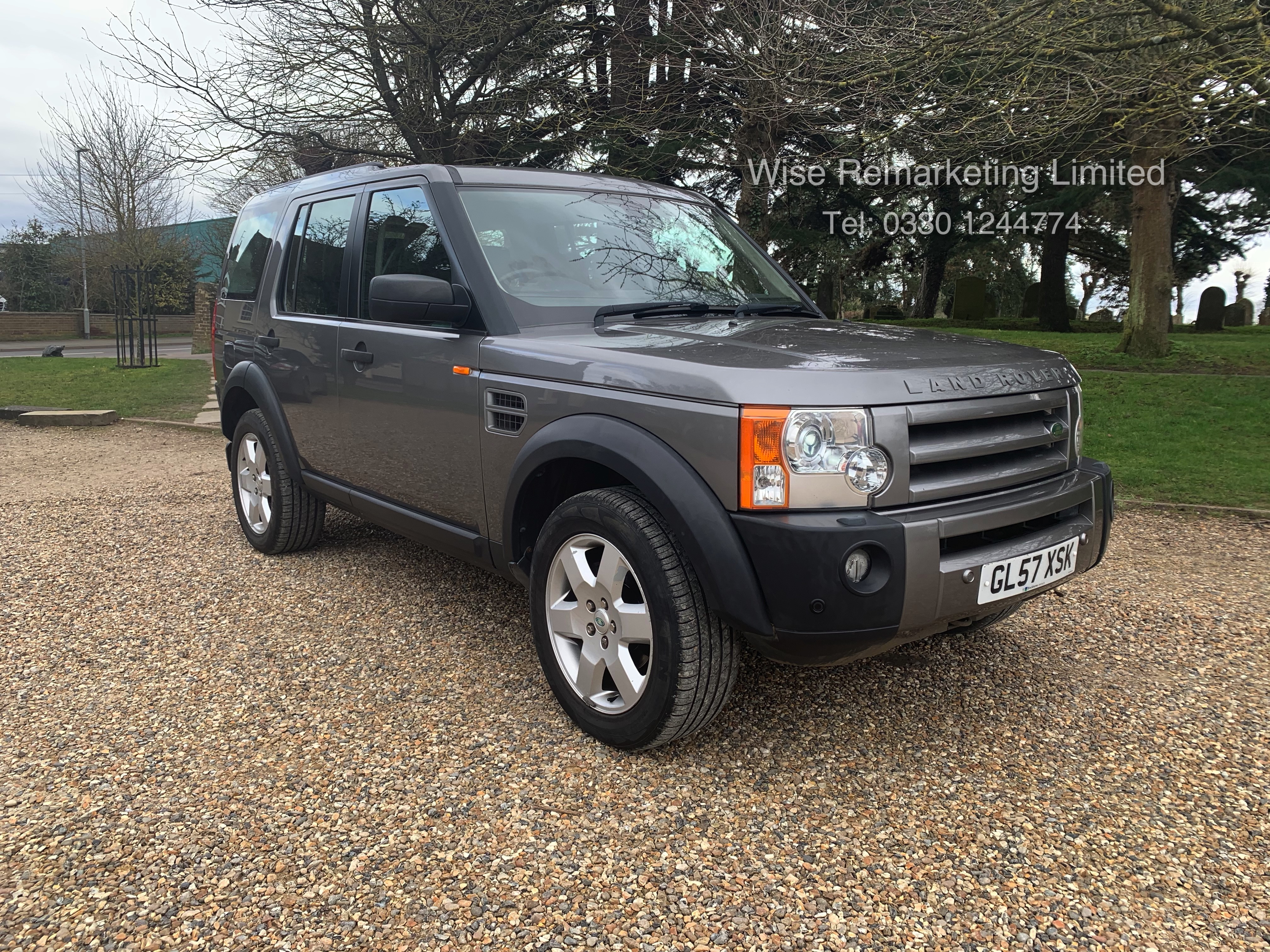 Land Rover Discovery 2.7 TDV6 HSE - Automatic - 2008 Reg - Full Leather - 7 Seater - Sat Nav - - Image 2 of 31