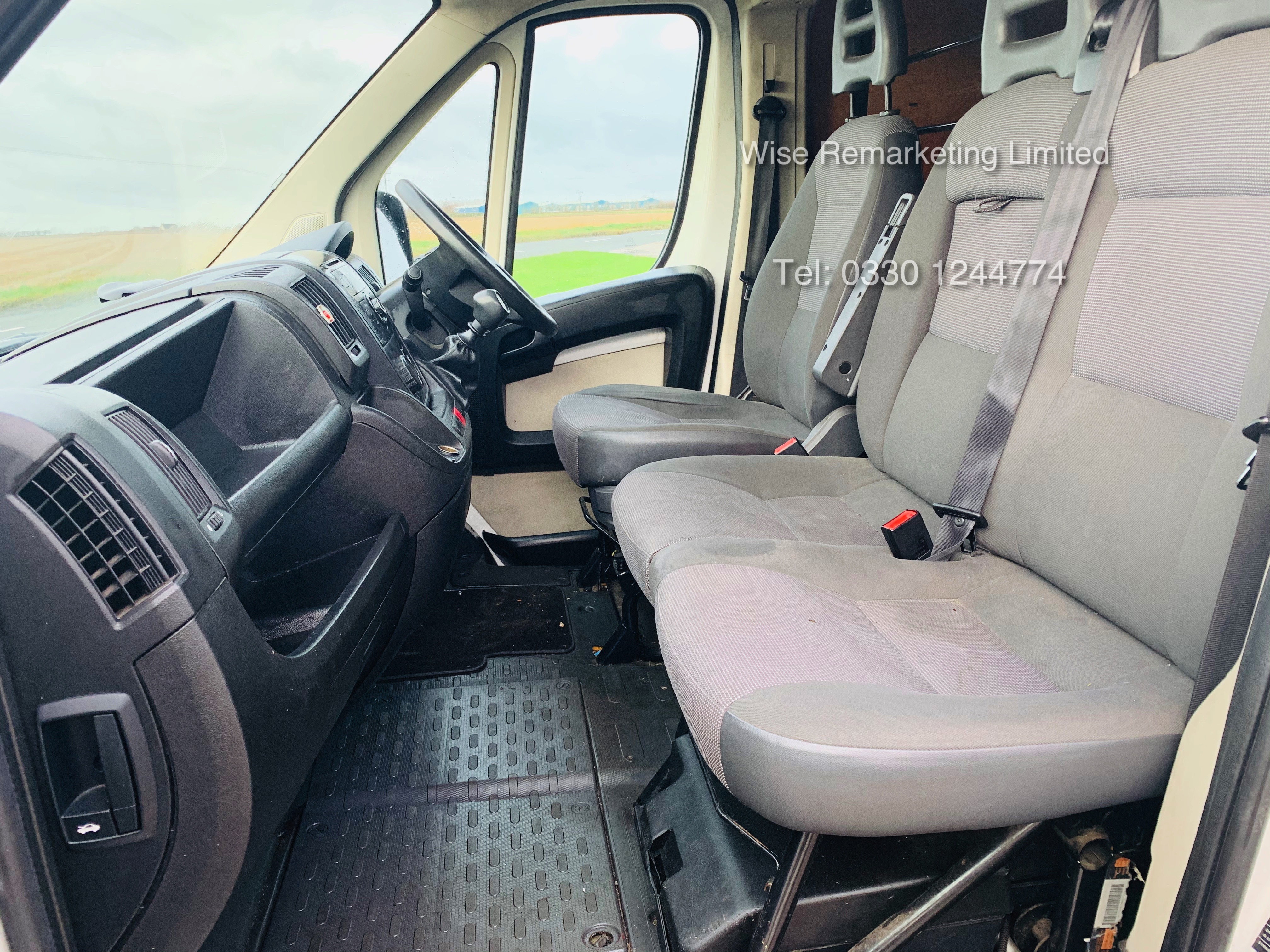 Peugeot Boxer 335 2.2 HDi Long Wheel Base( L3H2) 2014 Model - 1 Keeper From New - Image 10 of 17