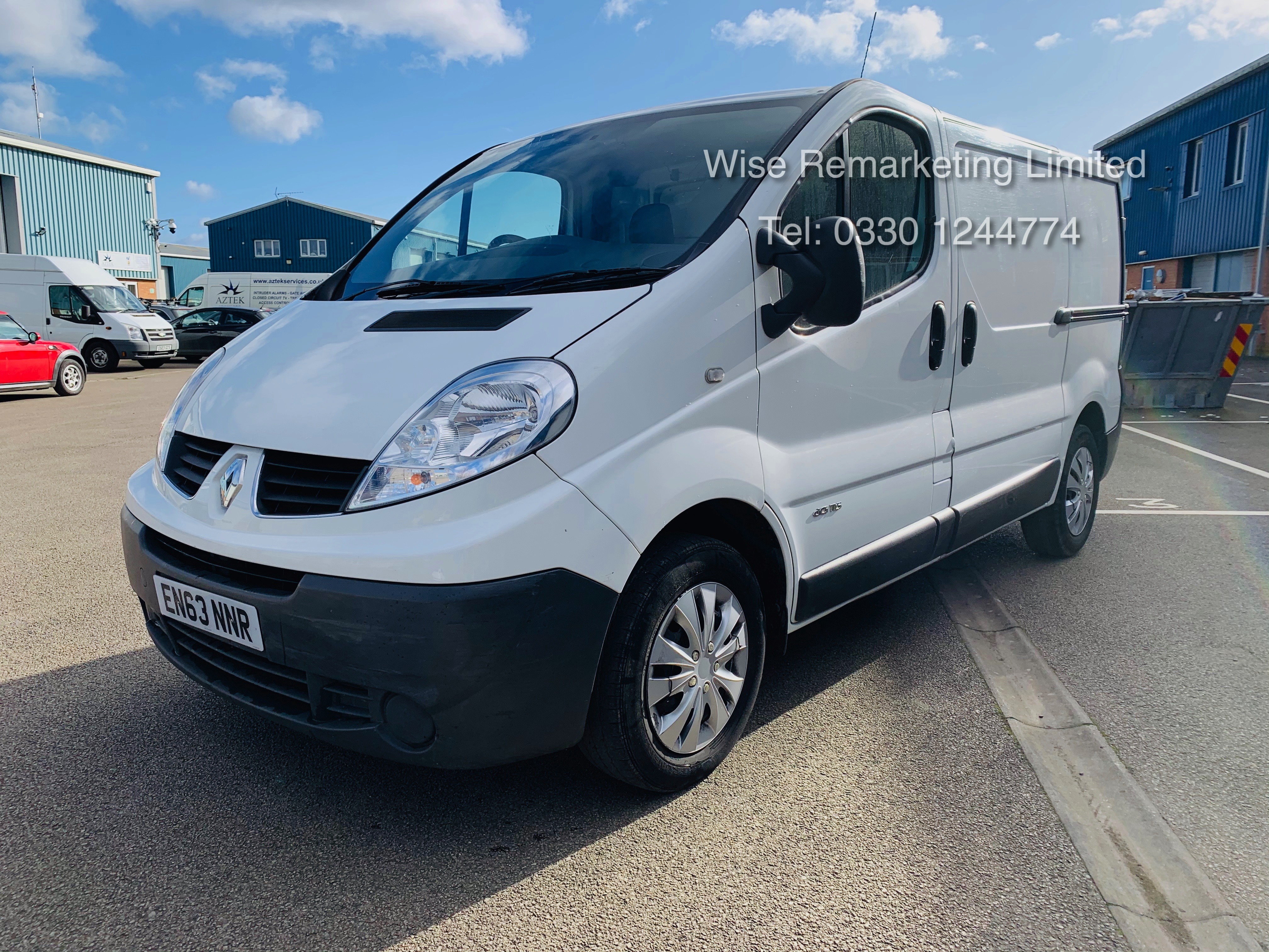 Renault Trafic 2.0 DCI (115 BHP) - 6 Speed - 2014 Reg - Ply Lined - - Image 3 of 21