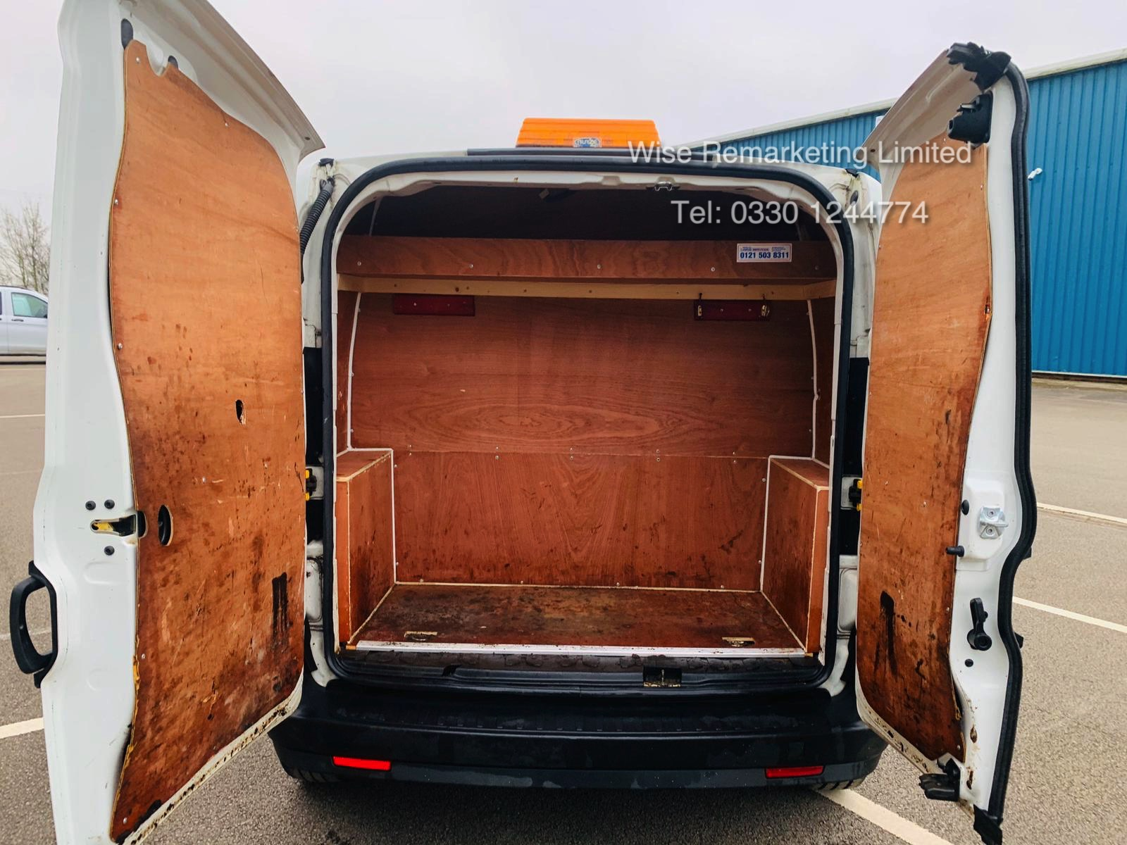 Vauxhall Combo 2300 1.6 CDTI Long - 2016 Model - 1 Keeper From New - Twin Doors - Ply Lined - Image 11 of 21