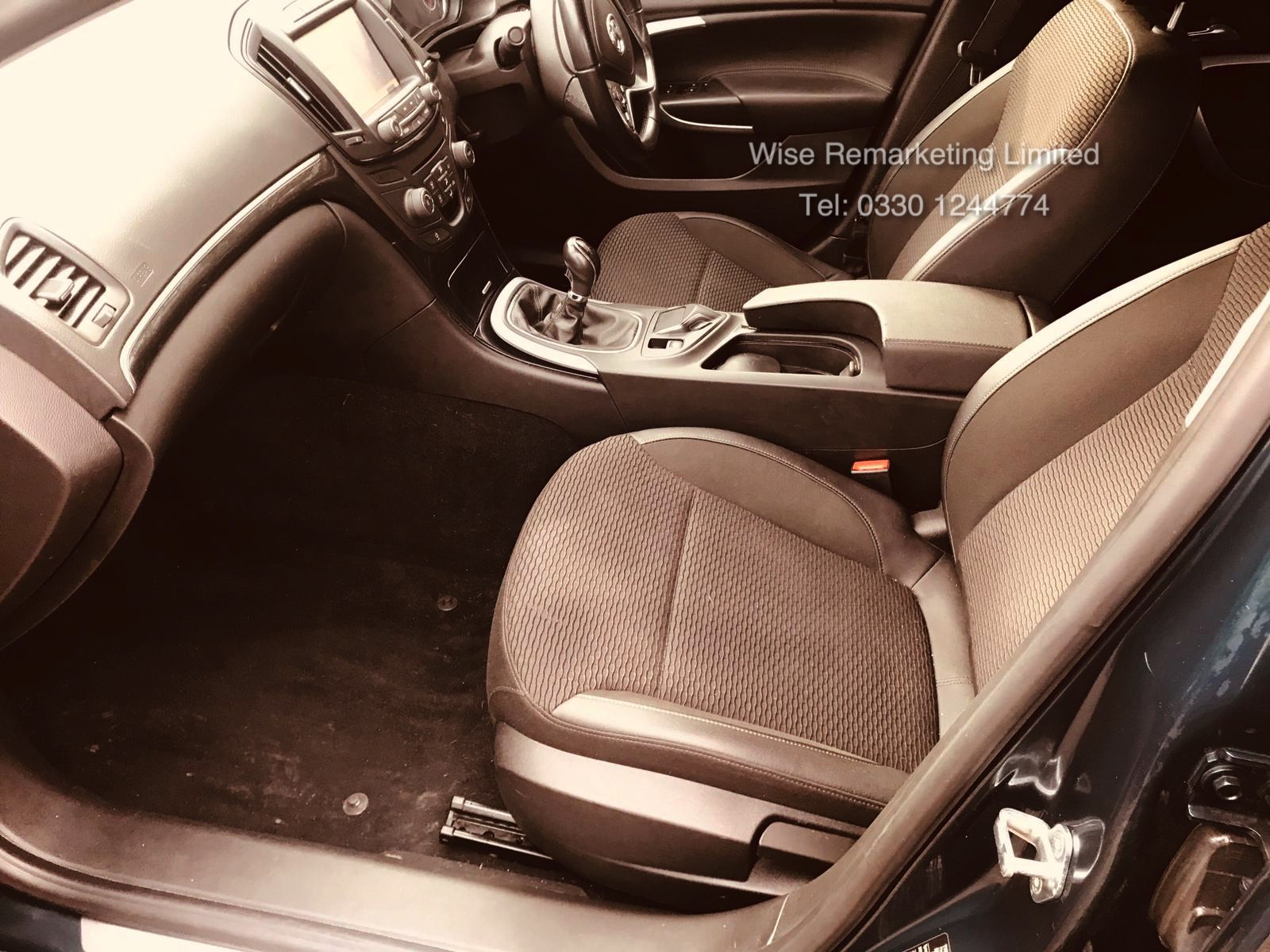 (RESERVE MET) Vauxhall Insignia 2.0 CDTI Techline 6 Speed - 2014 Model - Part Leather - - Image 7 of 20