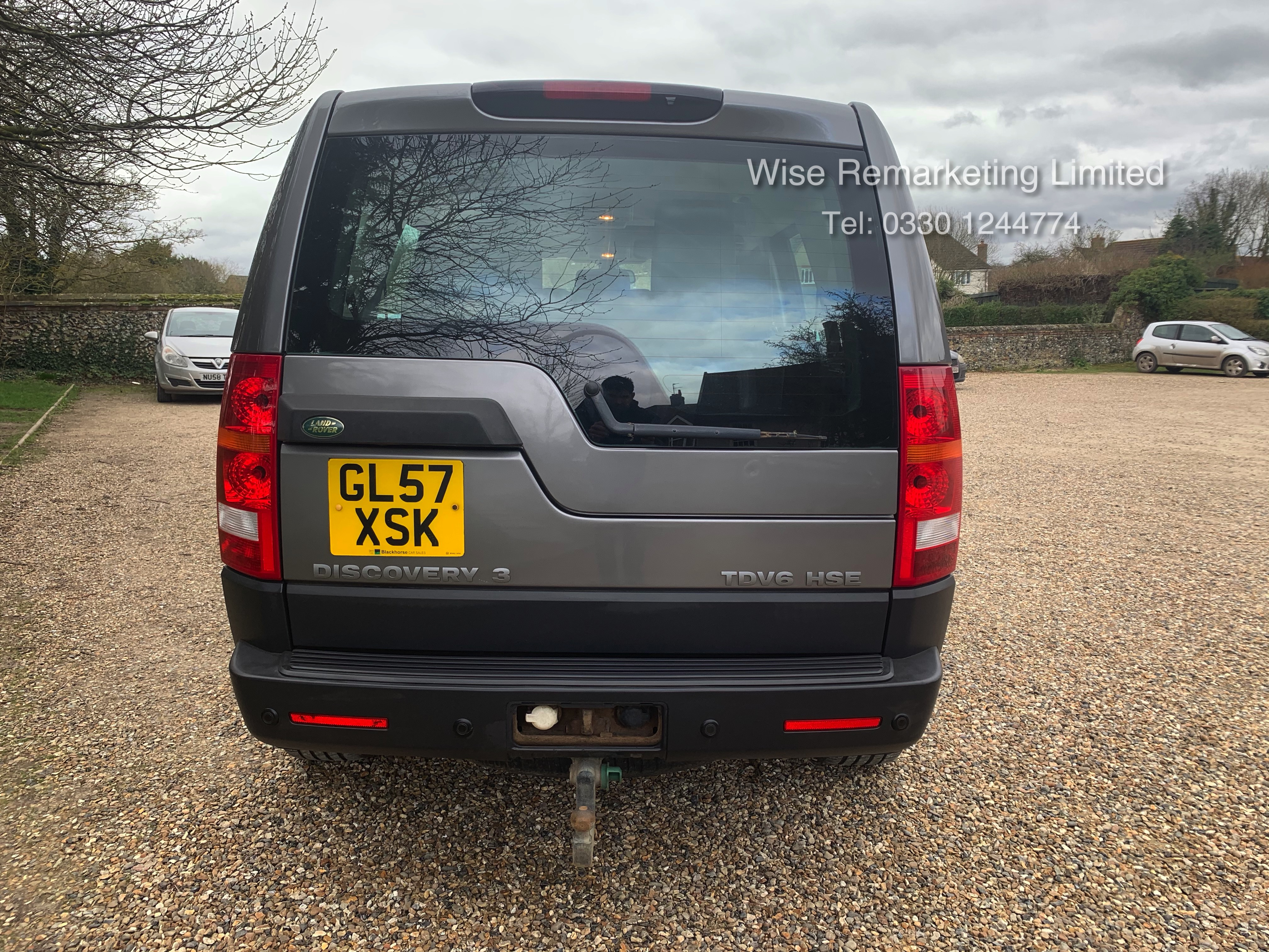Land Rover Discovery 2.7 TDV6 HSE - Automatic - 2008 Reg - Full Leather - 7 Seater - Sat Nav - - Image 8 of 31