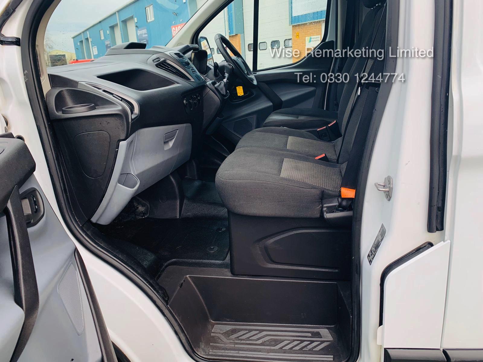 Ford Transit Custom 2.2 TDCI 290 **HIGH ROOF** - 2016 Model - AIR CON- 1 OWNER- FSH- RARE VAN!! - Image 12 of 24