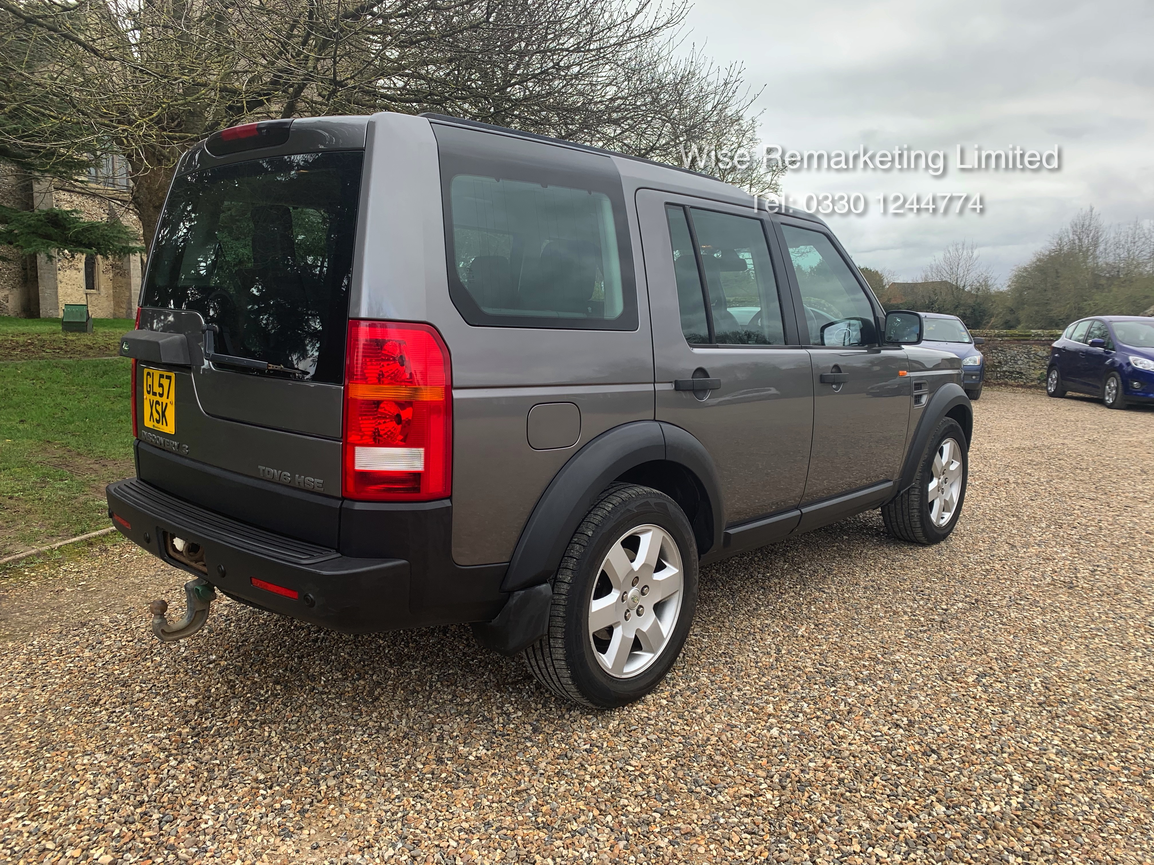 Land Rover Discovery 2.7 TDV6 HSE - Automatic - 2008 Reg - Full Leather - 7 Seater - Sat Nav - - Image 9 of 31