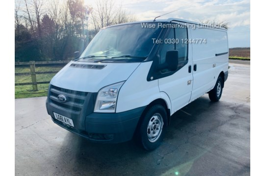 Reserve Met Ford Transit T350 2.2 TDCI - 2012 Model - Air Con -Tow Bar - Ply Lined - Save 20% NO Vat - Image 7 of 22