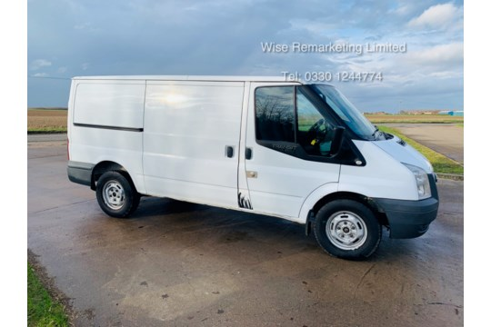 Reserve Met Ford Transit T350 2.2 TDCI - 2012 Model - Air Con -Tow Bar - Ply Lined - Save 20% NO Vat - Image 2 of 22