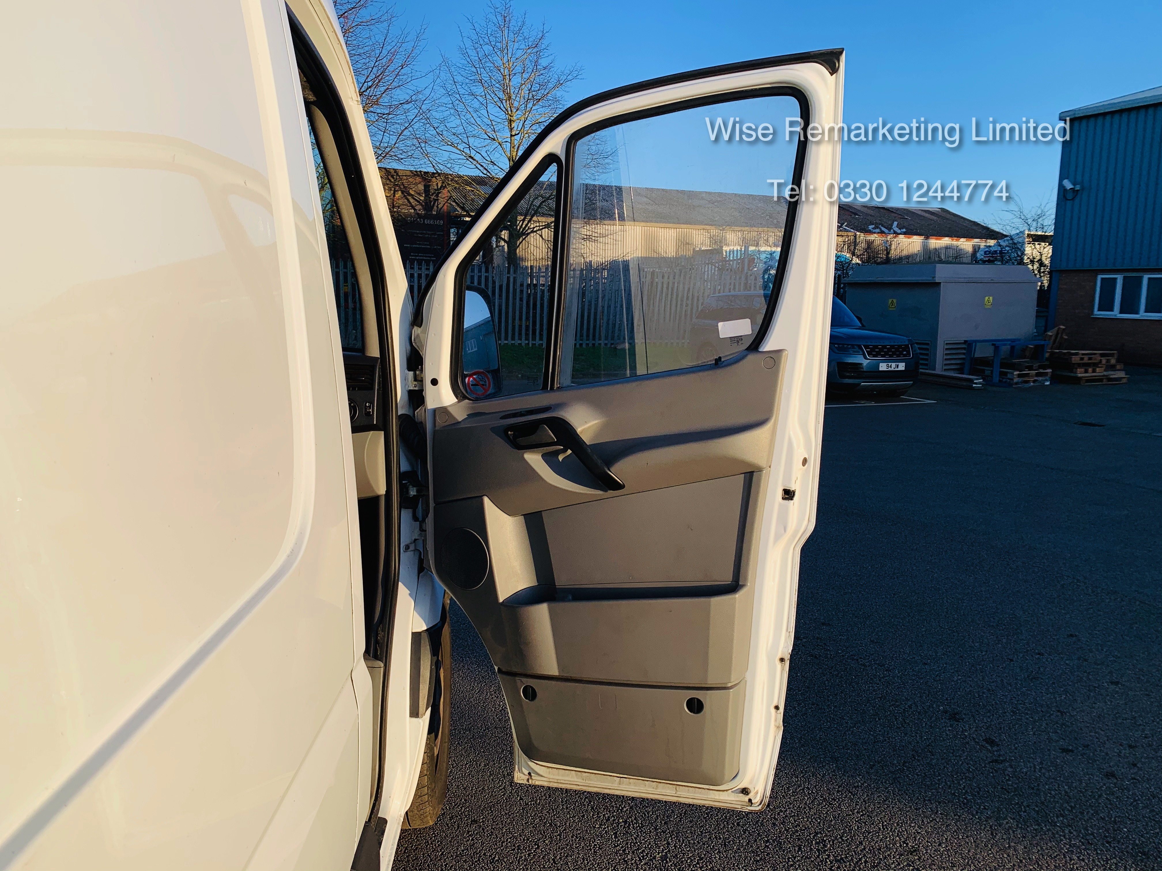 Mercedes Sprinter 316 2.1 CDI Long Wheel Base High Roof Van - 2013 13 Reg - 1 Owner From New - Image 13 of 20