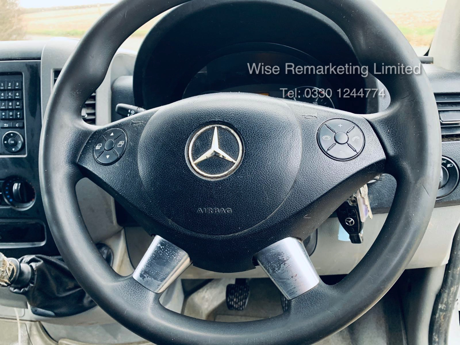 Mercedes Sprinter 313 2.1 CDI - 2014 14 Reg - 6 Speed - Ply Lined - Company Owned - Image 16 of 18