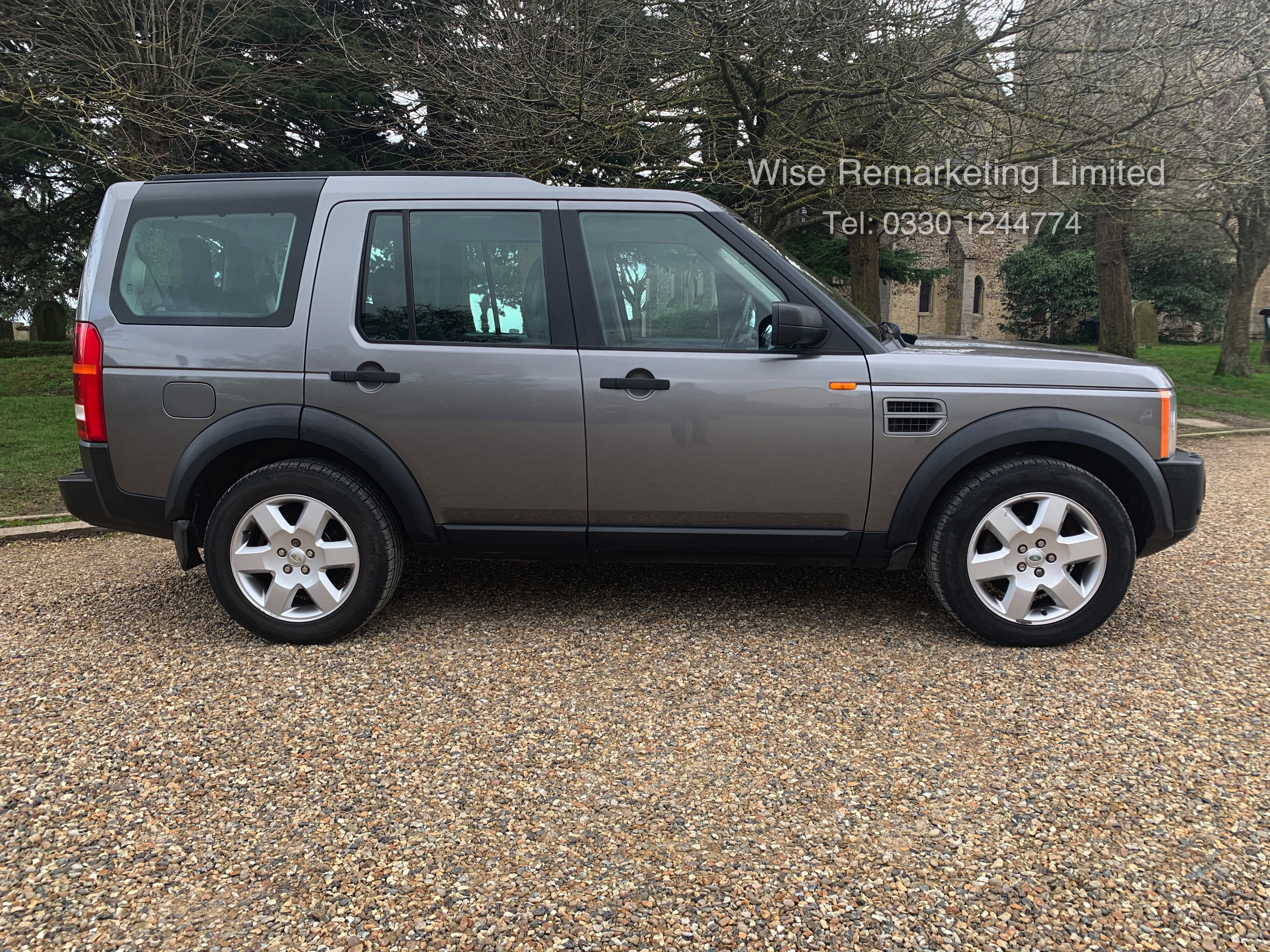 Land Rover Discovery 2.7 TDV6 HSE - Automatic - 2008 Reg - Full Leather - 7 Seater - Sat Nav - - Image 7 of 31