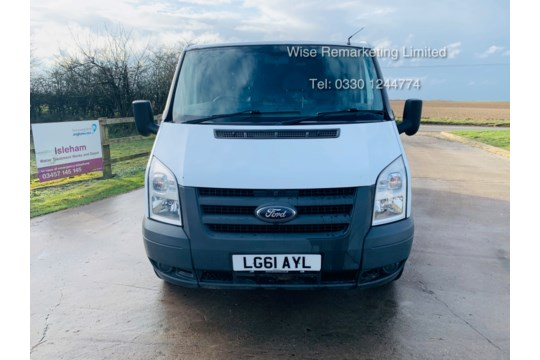 Reserve Met Ford Transit T350 2.2 TDCI - 2012 Model - Air Con -Tow Bar - Ply Lined - Save 20% NO Vat - Image 4 of 22
