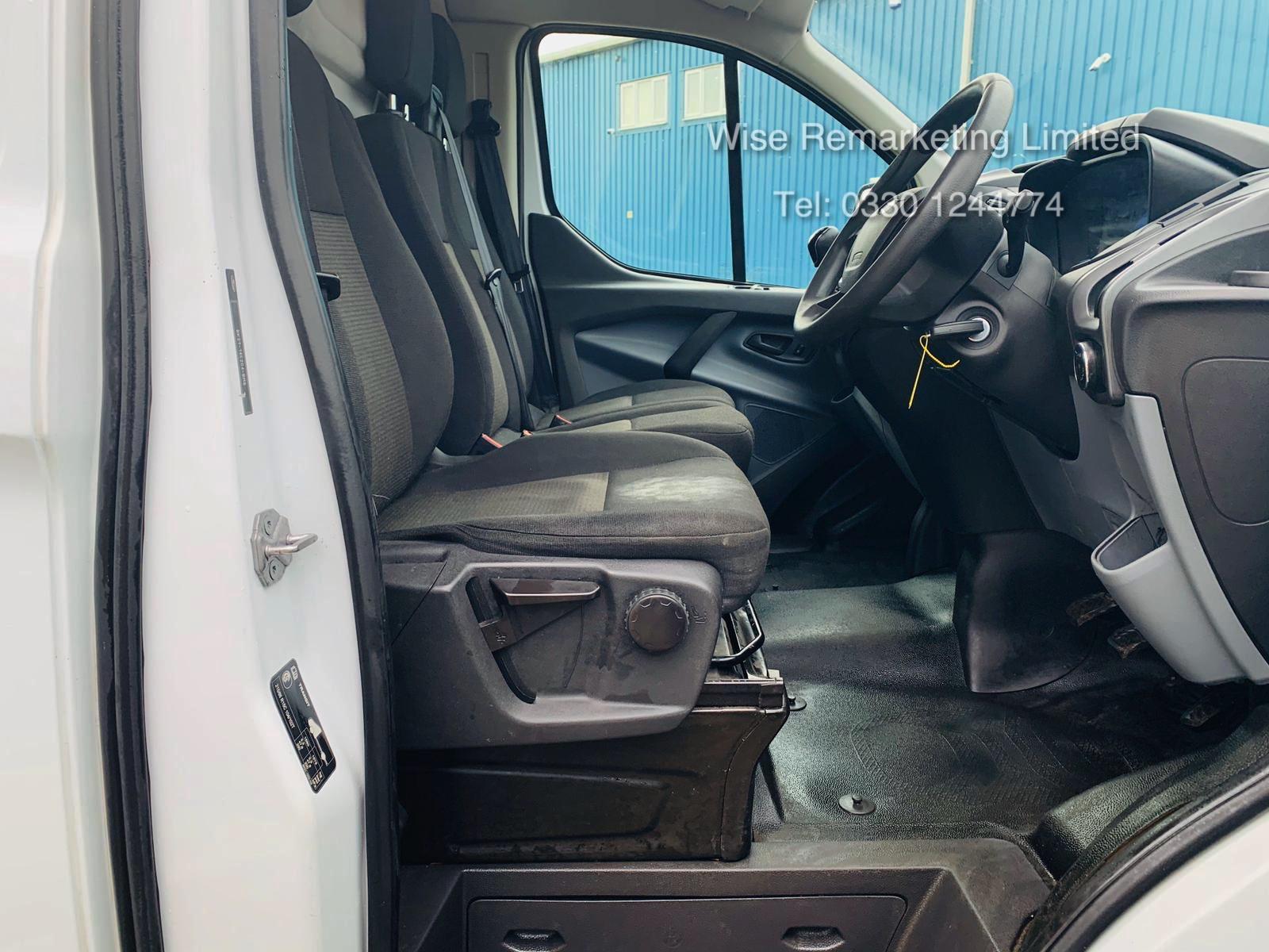 Ford Transit Custom 2.2 TDCI 290 **HIGH ROOF** - 2016 Model - AIR CON- 1 OWNER- FSH- RARE VAN!! - Image 14 of 24