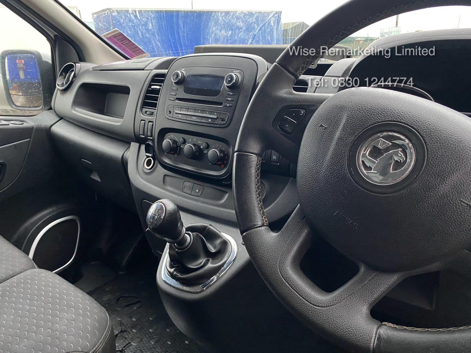 Vauxhall Vivaro 2700 Sportive 1.6 CDTI - 2017 Reg - Parking Sensors - Air Con - - Image 5 of 11
