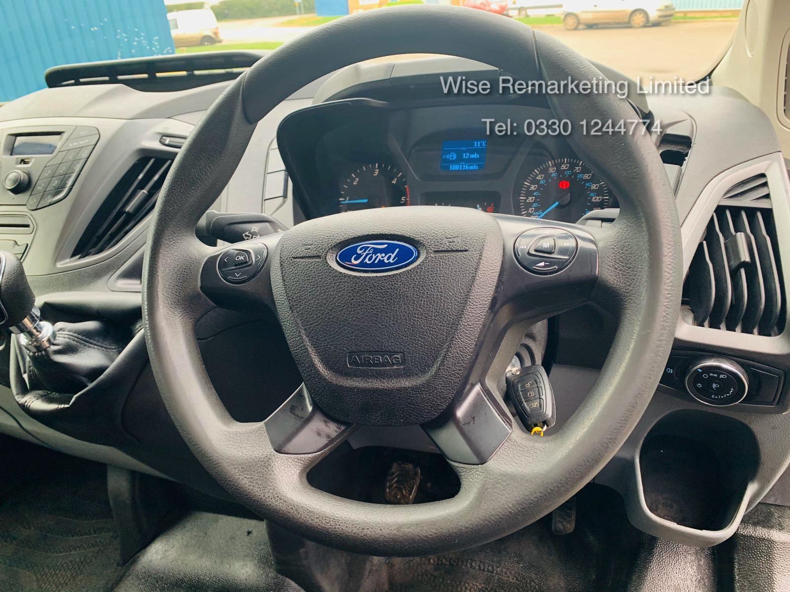 Ford Transit Custom 2.2 TDCI 290 **HIGH ROOF** - 2016 Model - AIR CON- 1 OWNER- FSH- RARE VAN!! - Image 15 of 24