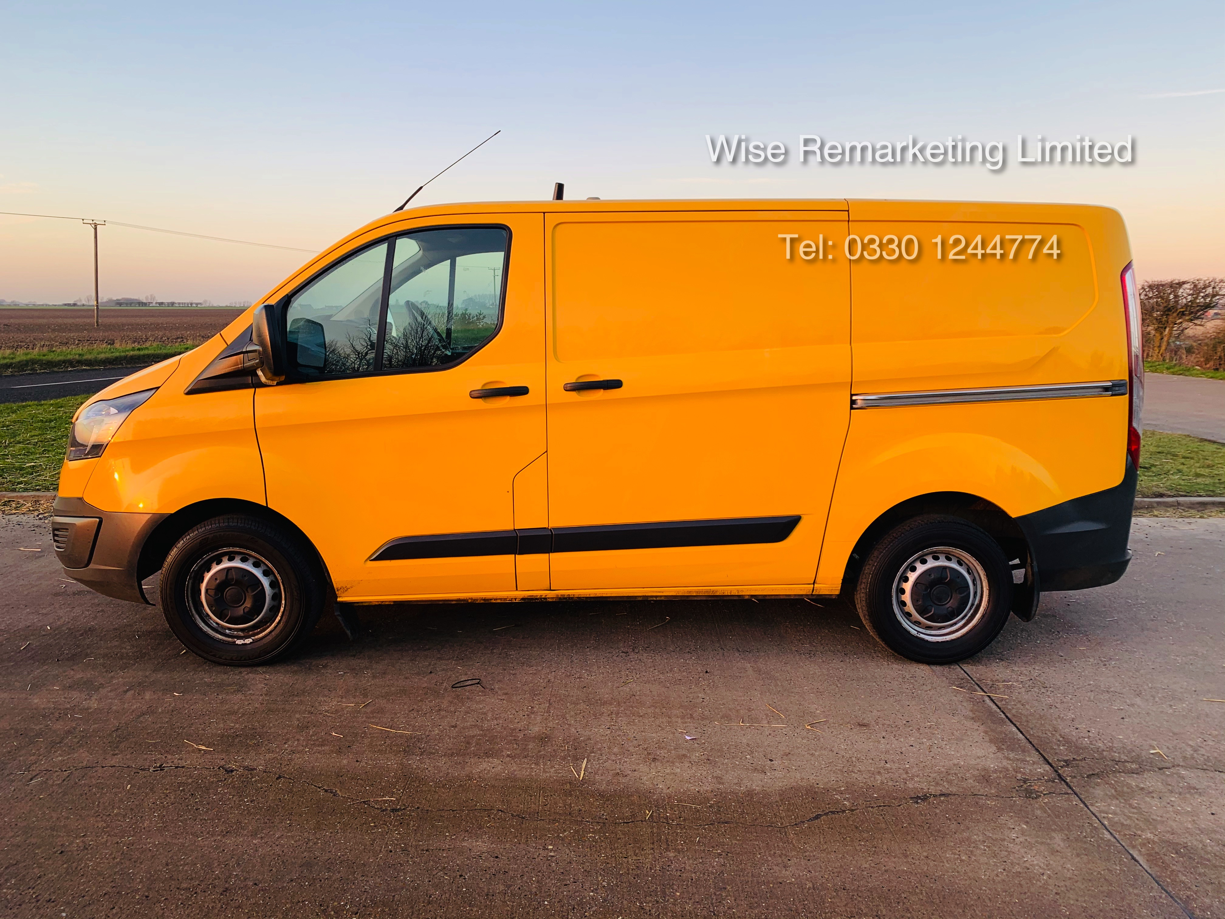Ford Transit Custom 2.2 TDCI 310 Eco-Tech - 2016 Model - 1 Keeper From New - Air Con - Ex AA Van - Image 3 of 23