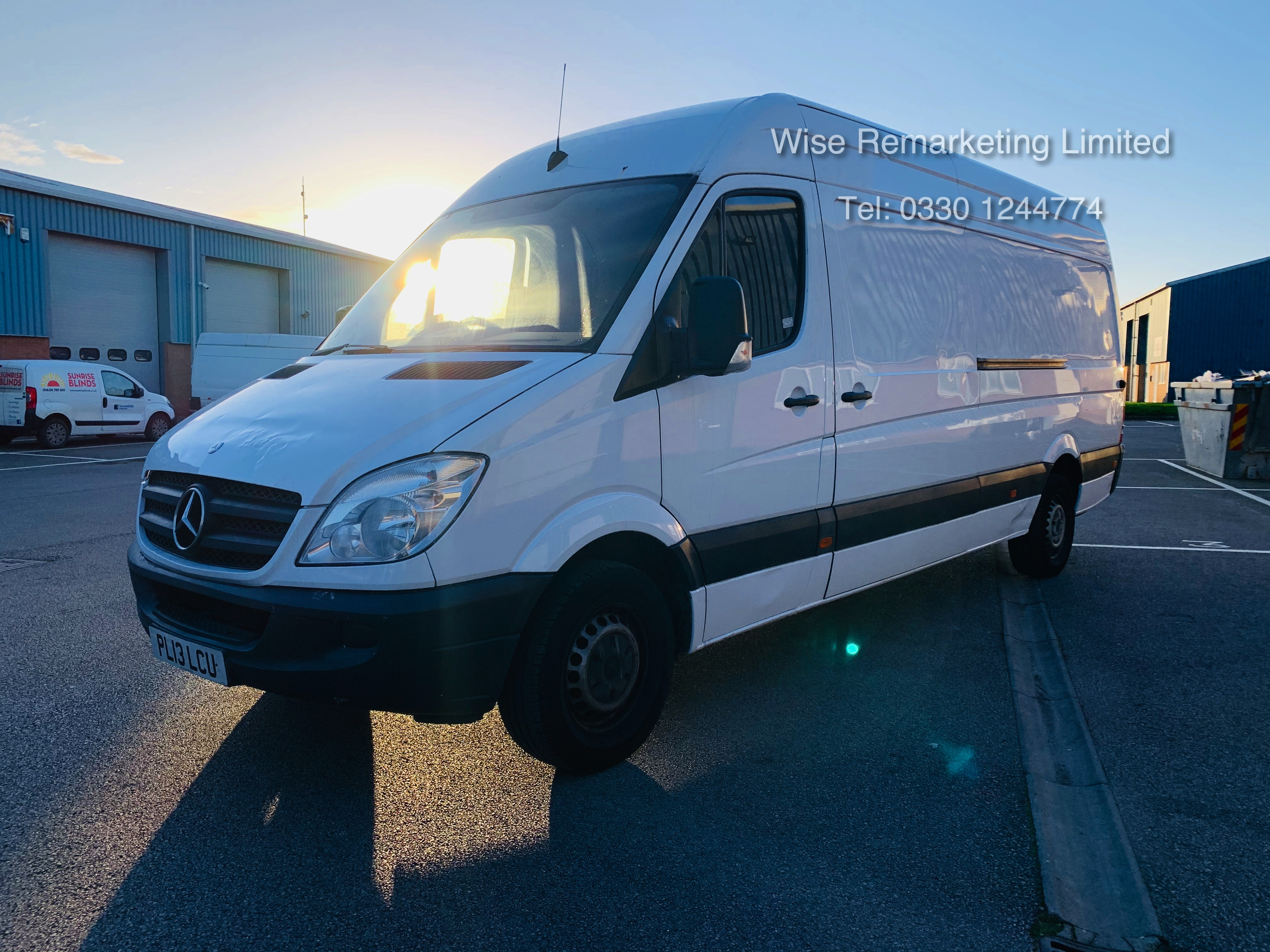 Mercedes Sprinter 316 2.1 CDI Long Wheel Base High Roof Van - 2013 13 Reg - 1 Owner From New - Image 5 of 20