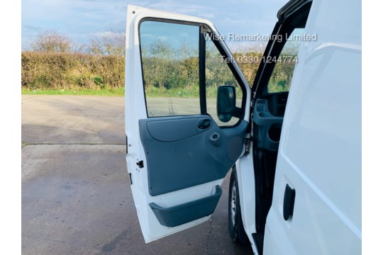 Reserve Met Ford Transit T350 2.2 TDCI - 2012 Model - Air Con -Tow Bar - Ply Lined - Save 20% NO Vat - Image 20 of 22