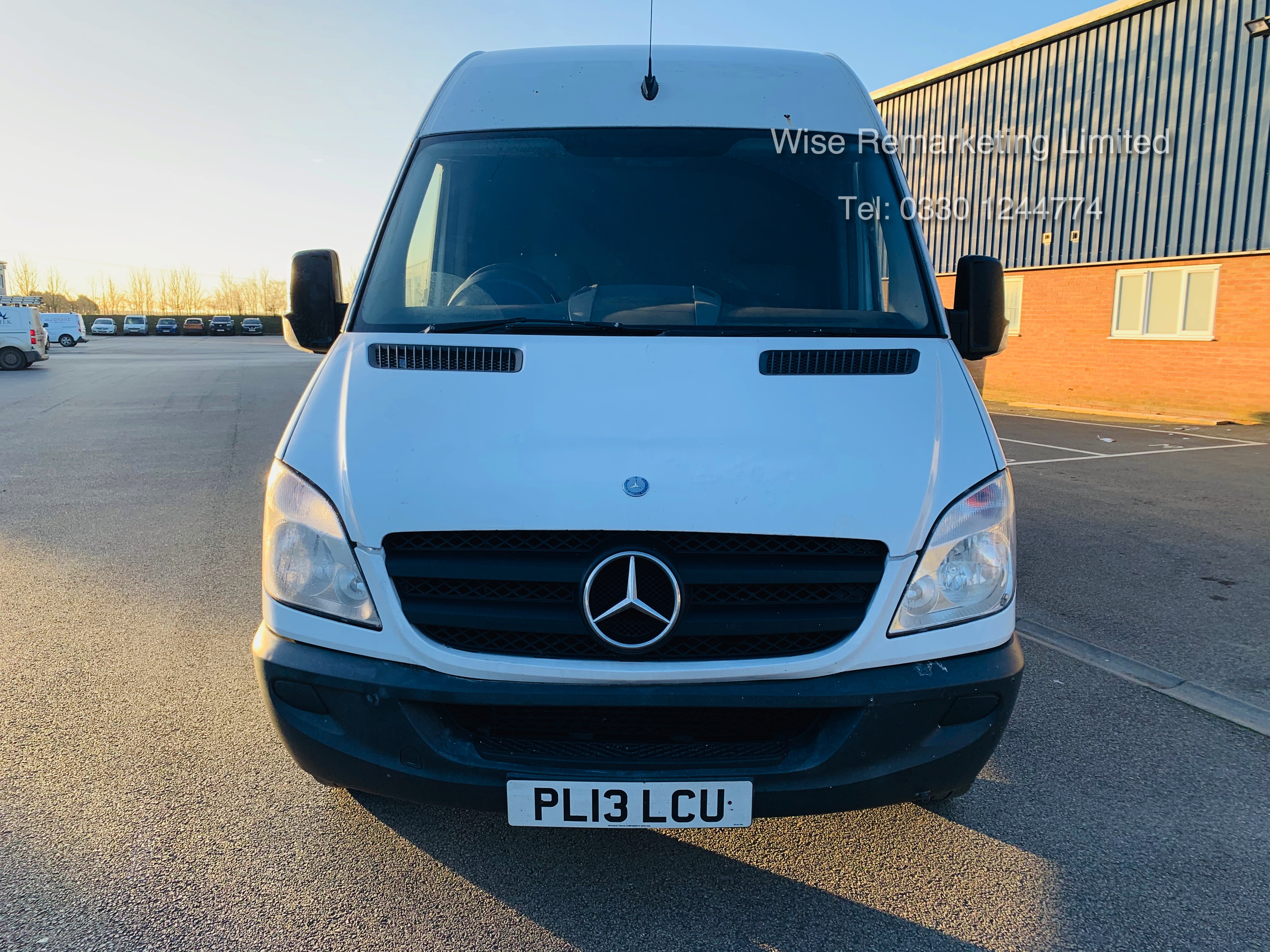 Mercedes Sprinter 316 2.1 CDI Long Wheel Base High Roof Van - 2013 13 Reg - 1 Owner From New - Image 4 of 20