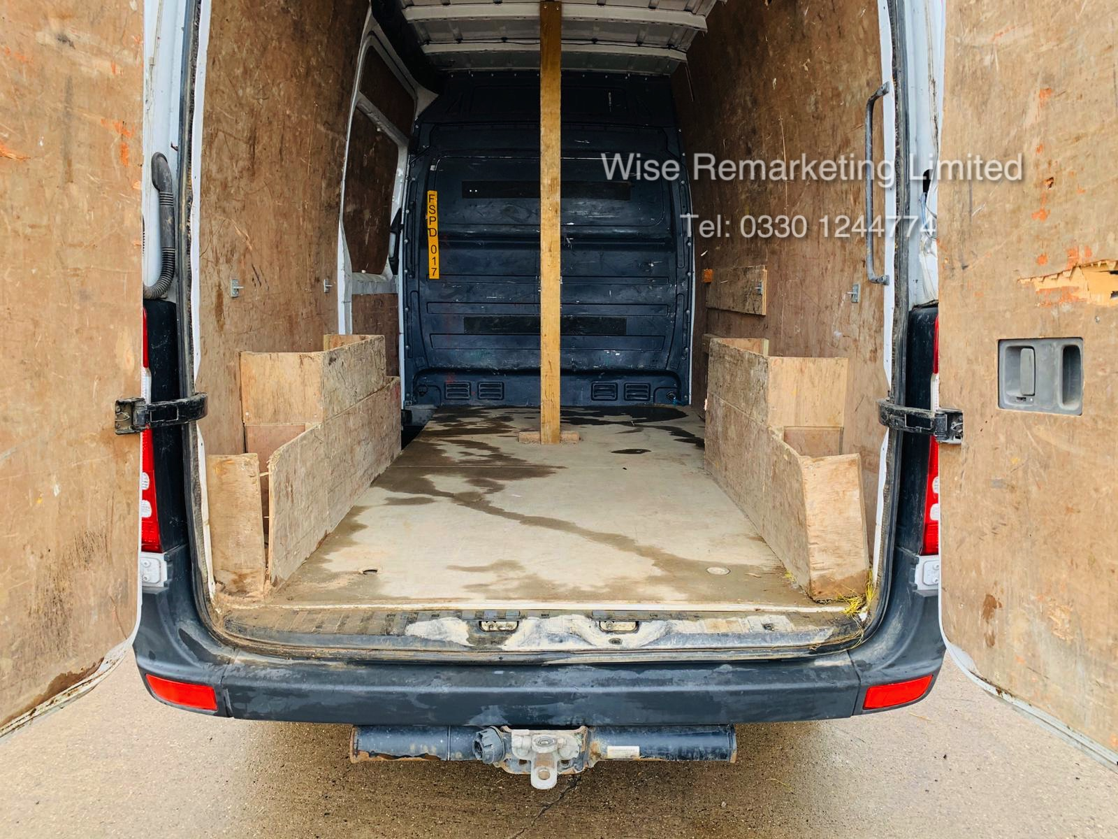 Mercedes Sprinter 313 2.1 CDI - 2014 14 Reg - 6 Speed - Ply Lined - Company Owned - Image 10 of 18