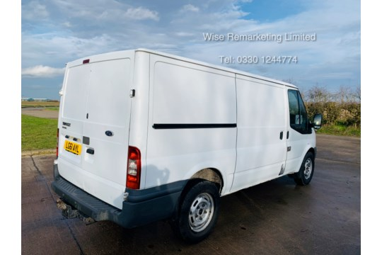 Reserve Met Ford Transit T350 2.2 TDCI - 2012 Model - Air Con -Tow Bar - Ply Lined - Save 20% NO Vat - Image 8 of 22