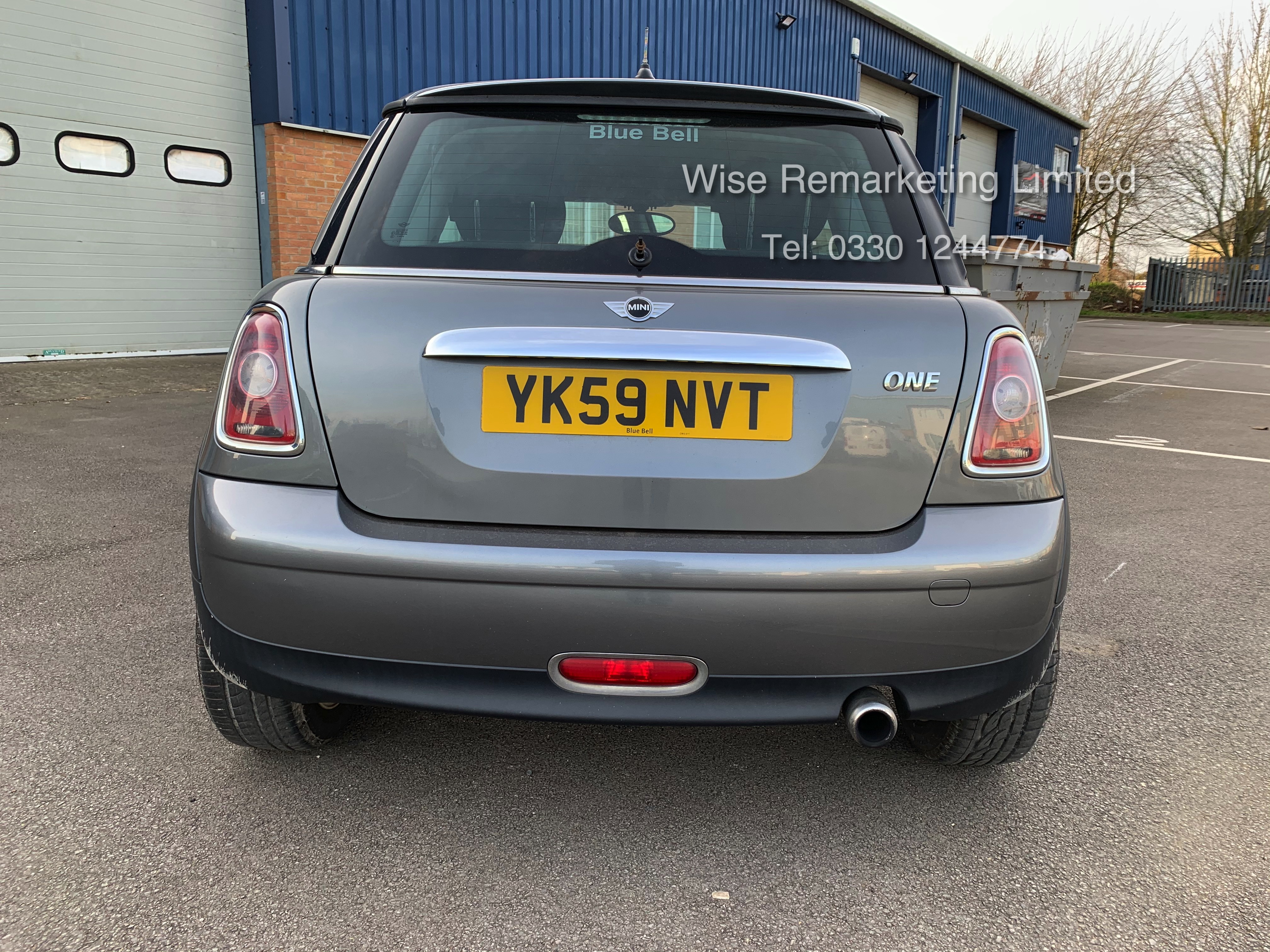 (RESERVE MET) Mini One Graphite 1.4 Petrol - 2010 Model - Service History - 6 Speed - Air Con - - Image 5 of 19