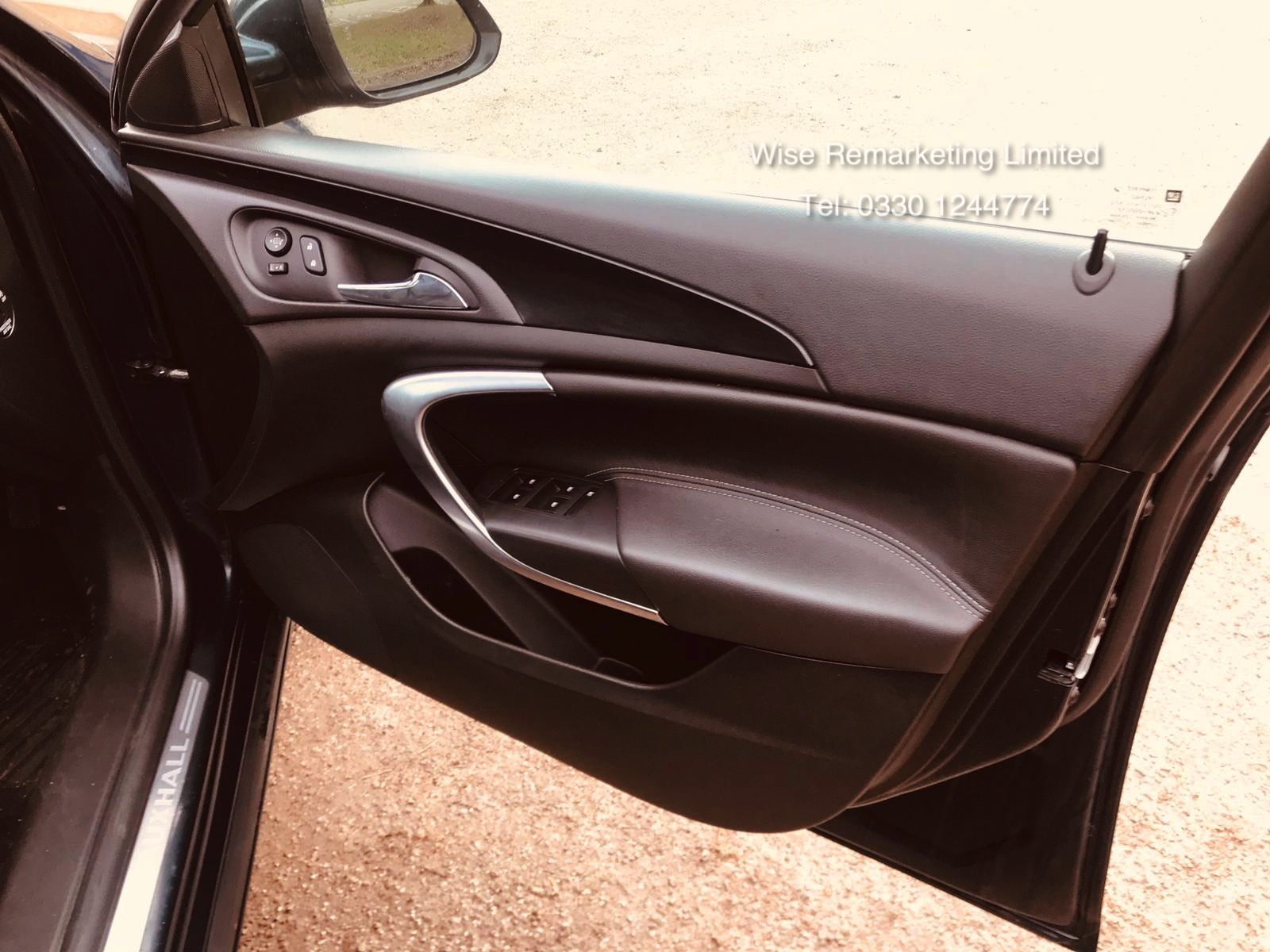 (RESERVE MET) Vauxhall Insignia 2.0 CDTI Techline 6 Speed - 2014 Model - Part Leather - - Image 16 of 20
