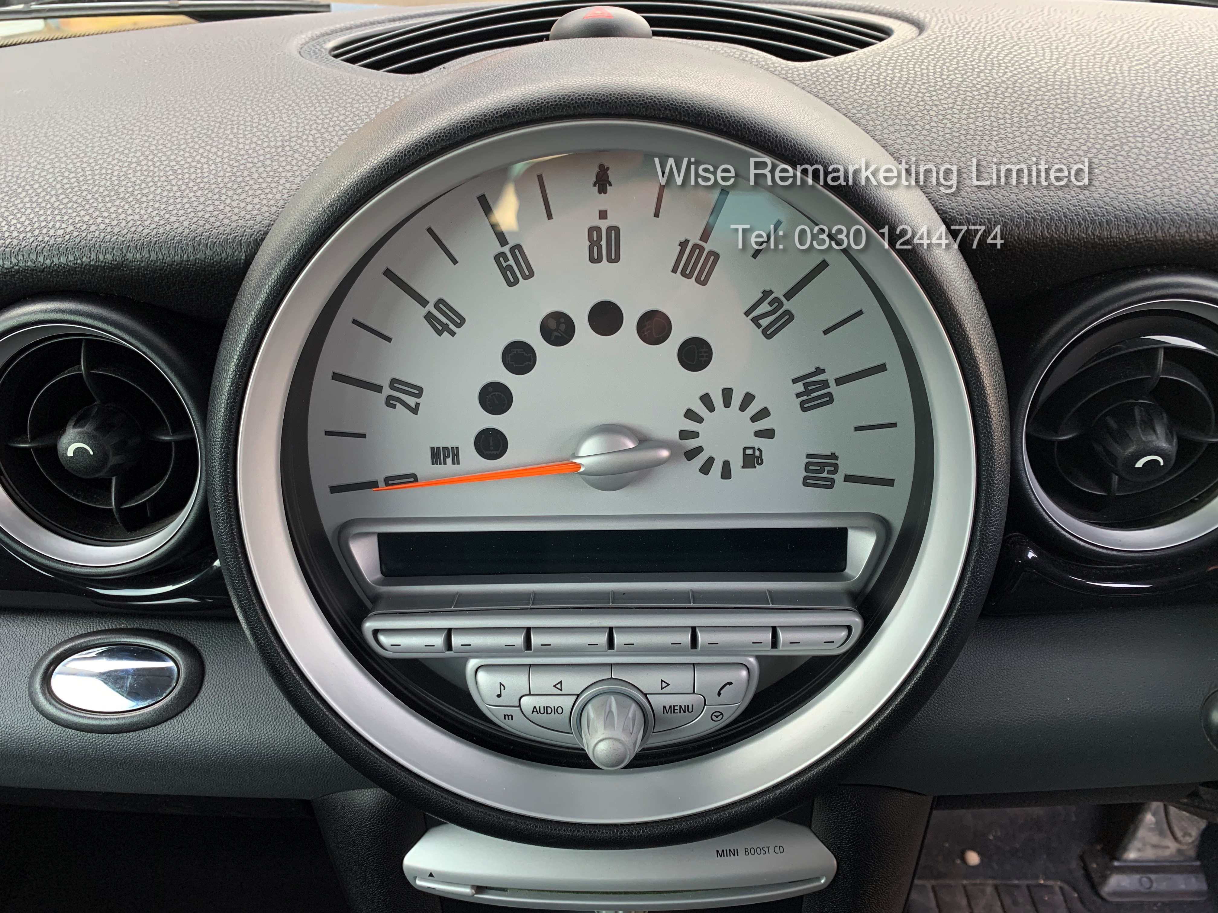 (RESERVE MET) Mini One Graphite 1.4 Petrol - 2010 Model - Service History - 6 Speed - Air Con - - Image 19 of 19