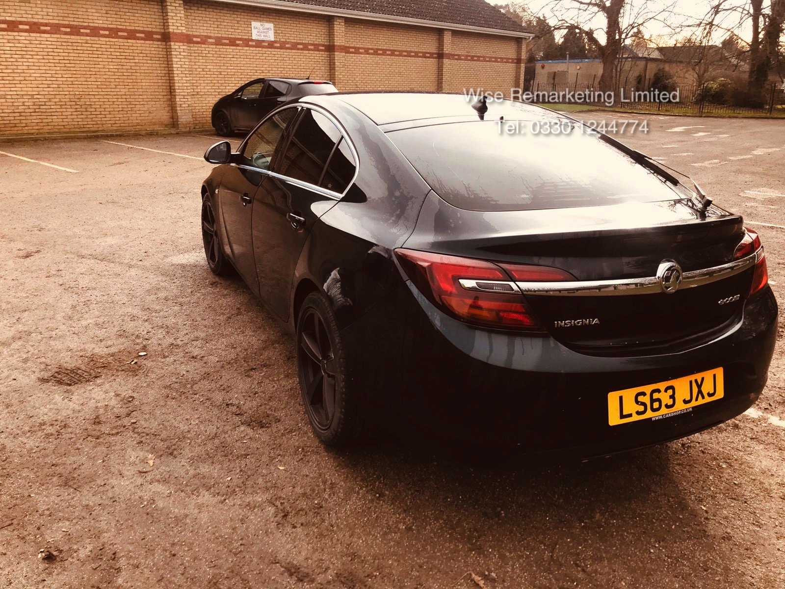 (RESERVE MET) Vauxhall Insignia 2.0 CDTI Techline 6 Speed - 2014 Model - Part Leather - - Image 2 of 20