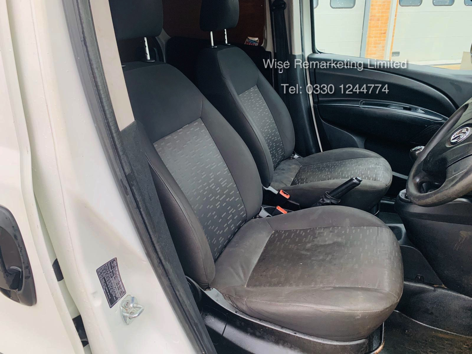 Vauxhall Combo 2300 1.6 CDTI Long - 2016 Model - 1 Keeper From New - Twin Doors - Ply Lined - Image 13 of 21