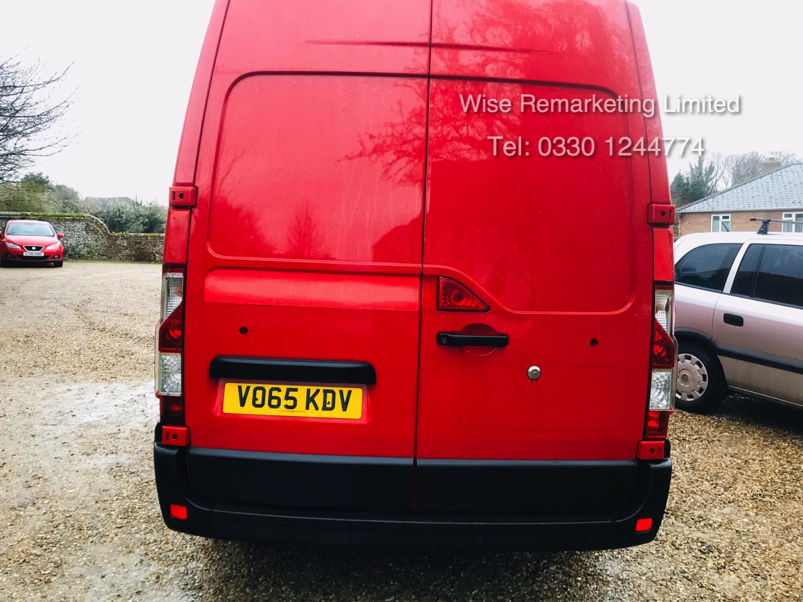 Vauxhall Movano 35 2.3 CDTi BiTurbo EcoFlex **HIGH ROOF** 2016 Model - AIr con - 1 Owner - RARE - Image 6 of 21