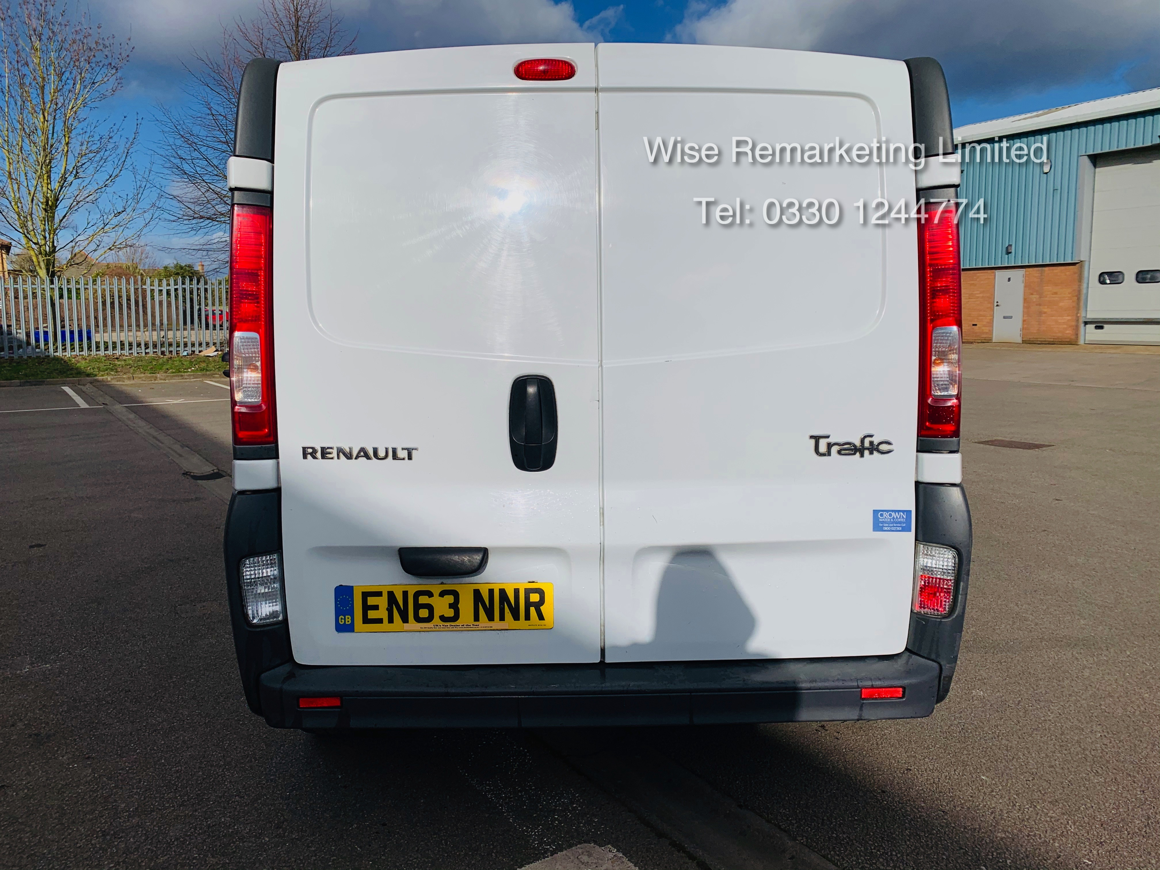 Renault Trafic 2.0 DCI (115 BHP) - 6 Speed - 2014 Reg - Ply Lined - - Image 6 of 21