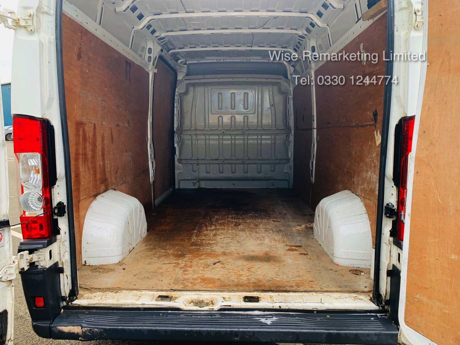 Citroen Relay 35 2.2 HDi (130 BHP) LWB 2012 12 Reg - 6 Speed - Ply Lined SAVE 20% NO VAT - Image 10 of 20