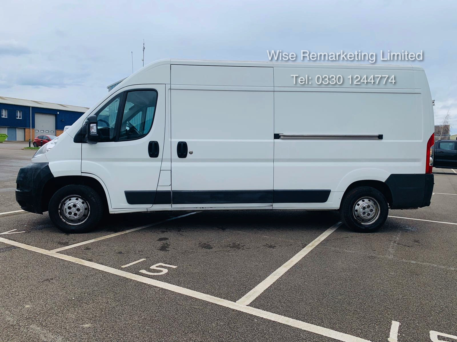 Citroen Relay 35 2.2 HDi (130 BHP) LWB 2012 12 Reg - 6 Speed - Ply Lined SAVE 20% NO VAT - Image 2 of 20