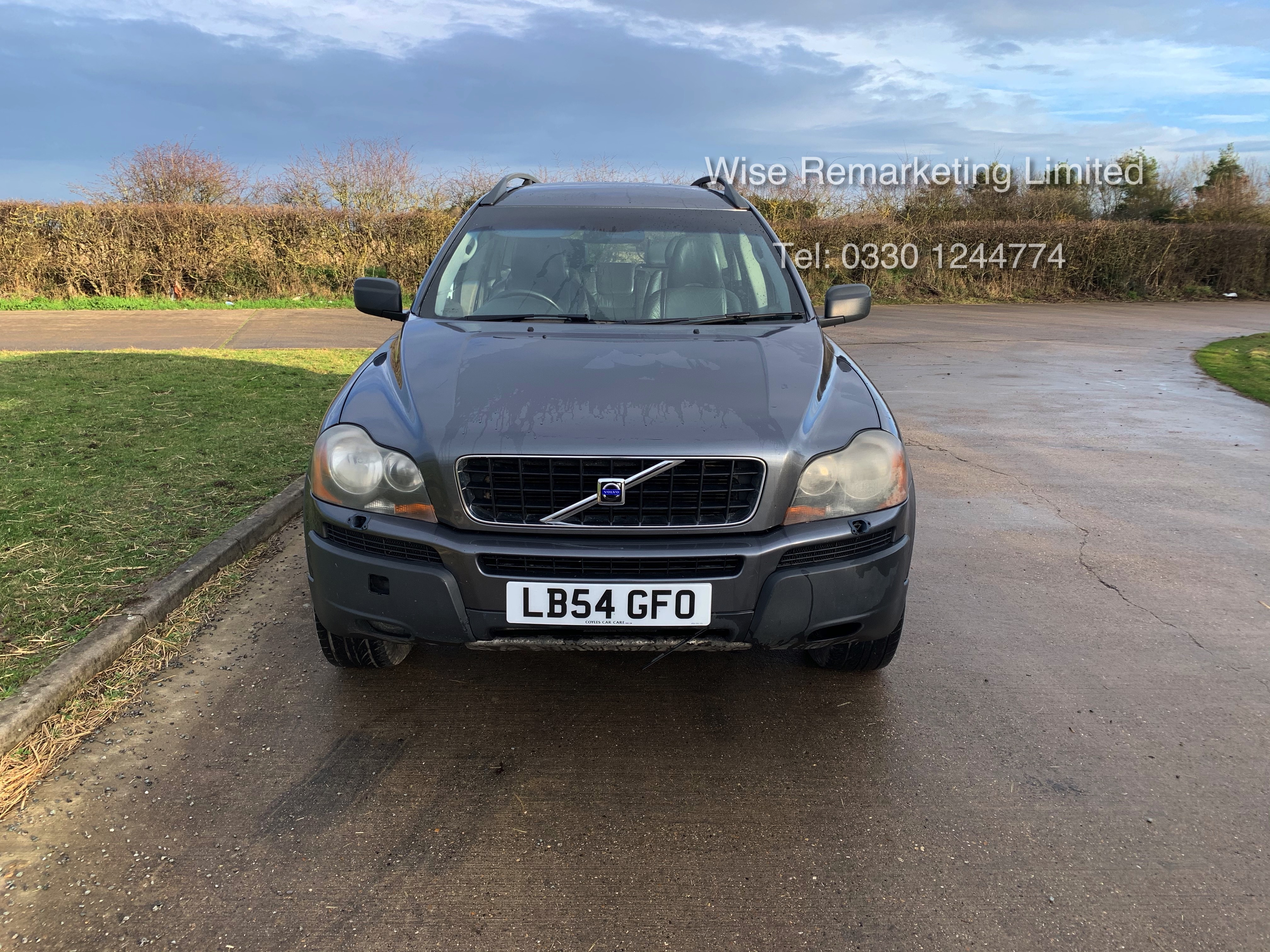Volvo XC90 D5 2.4 Special Equipment Auto - 2005 Model - 7 Seater - Full Leather - - Image 7 of 21