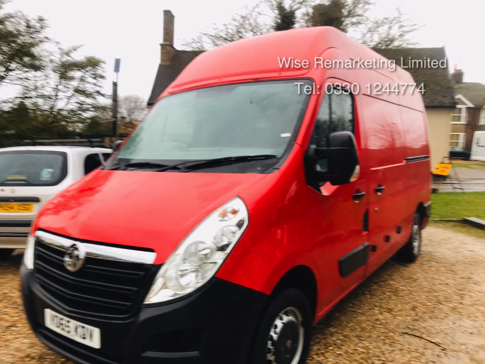 Vauxhall Movano 35 2.3 CDTi BiTurbo EcoFlex **HIGH ROOF** 2016 Model - AIr con - 1 Owner - RARE - Image 3 of 21