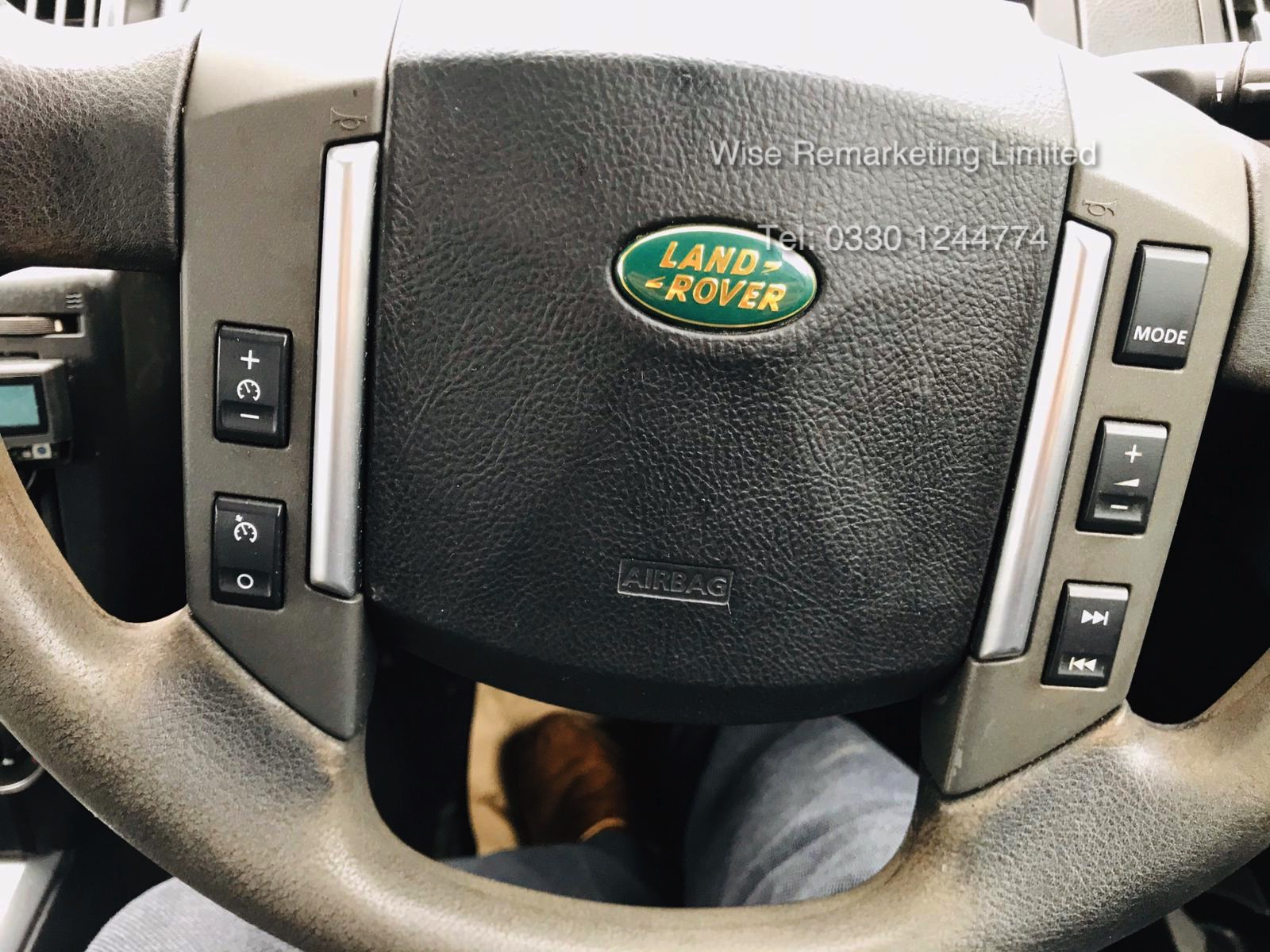 Land Rover Freelander GS 2.2 TD4 Auto - 2009 09 Reg - Service History - Sat Nav - Image 15 of 27
