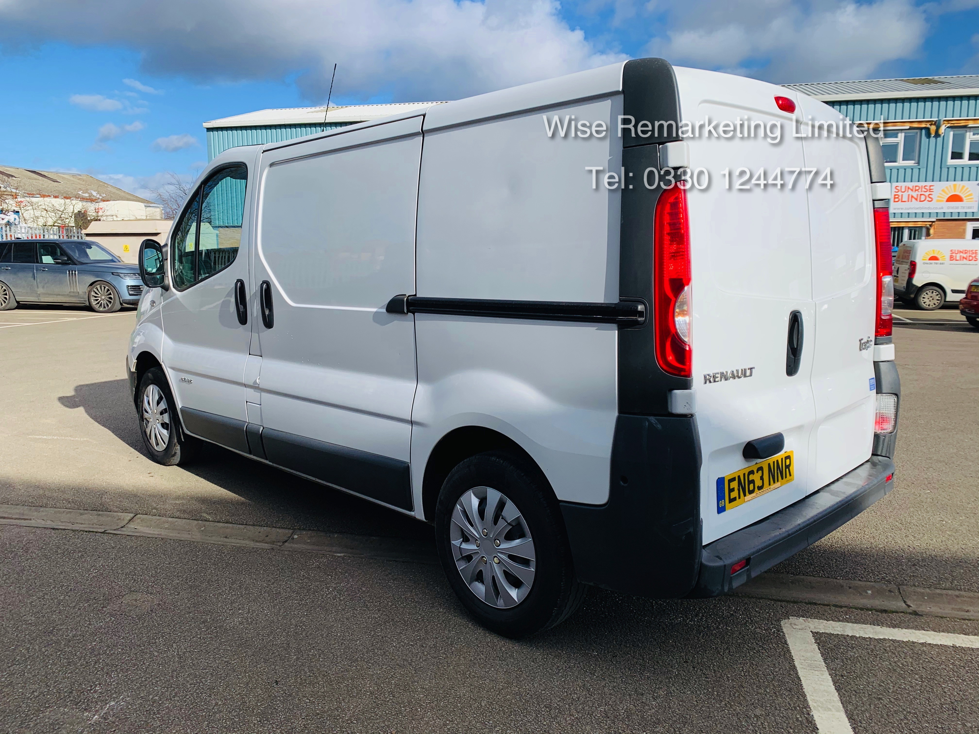 Renault Trafic 2.0 DCI (115 BHP) - 6 Speed - 2014 Reg - Ply Lined - - Image 5 of 21