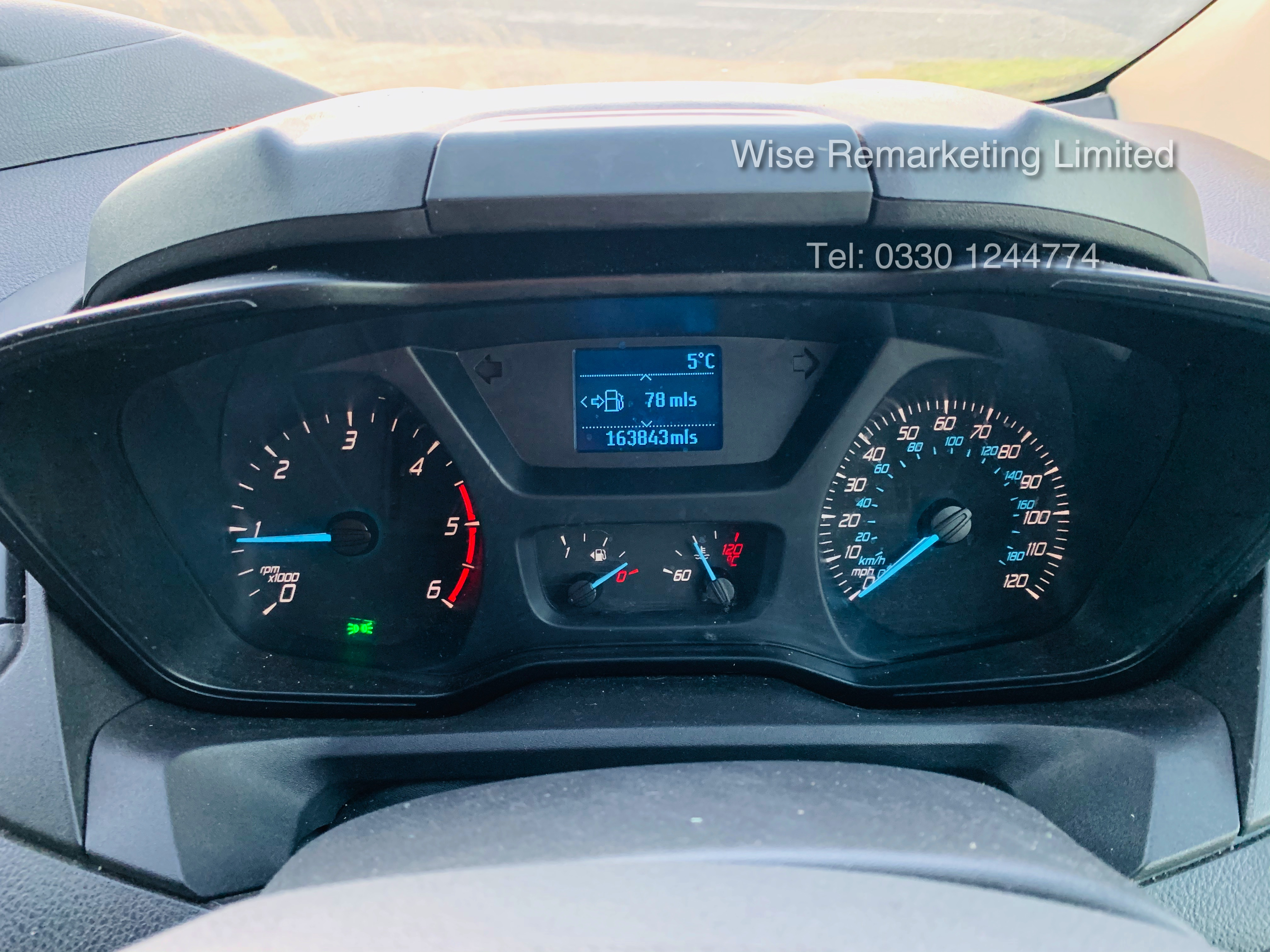 Ford Transit Custom 2.2 TDCI 310 Eco-Tech - 2016 Model - 1 Keeper From New - Air Con - Ex AA Van - Image 23 of 23