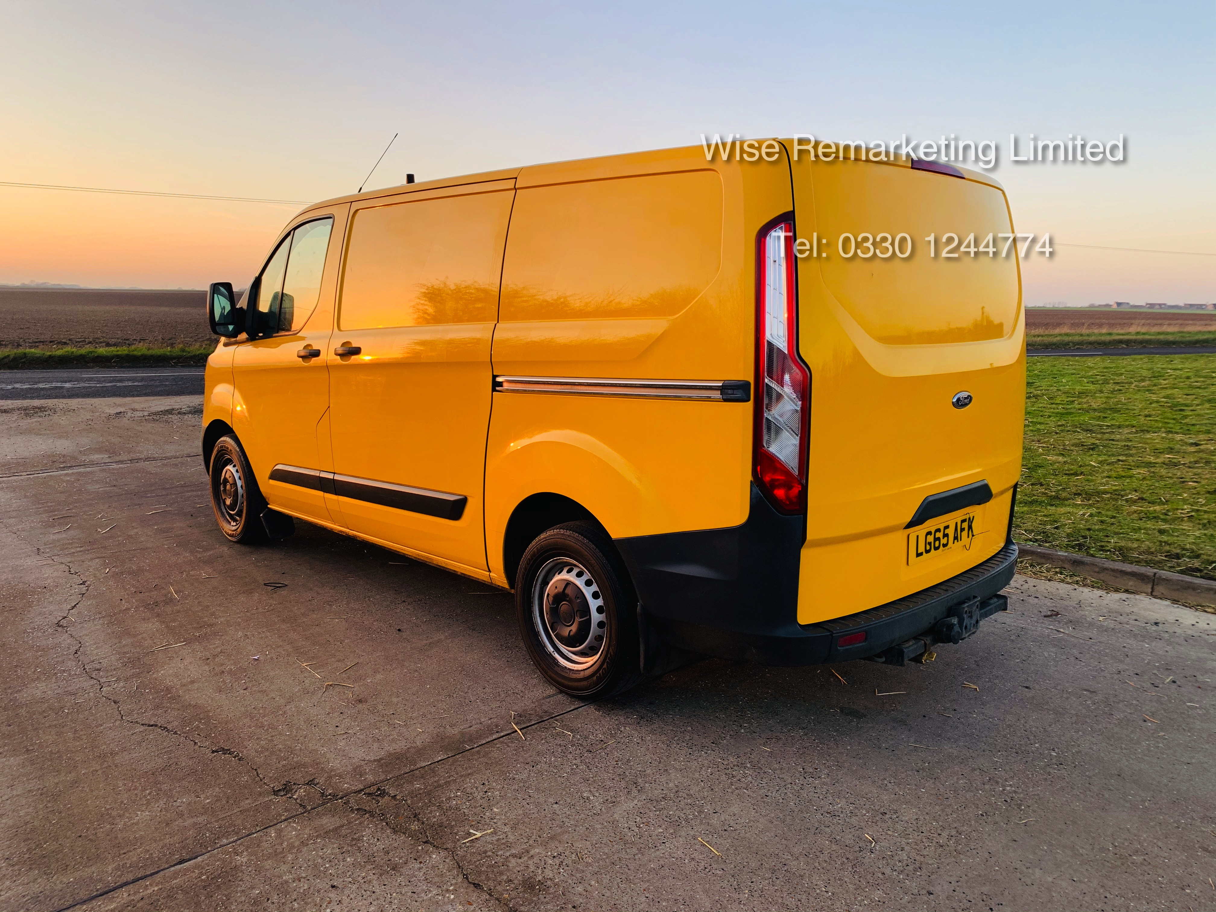 Ford Transit Custom 2.2 TDCI 310 Eco-Tech - 2016 Model - 1 Keeper From New - Air Con - Ex AA Van - Image 2 of 23