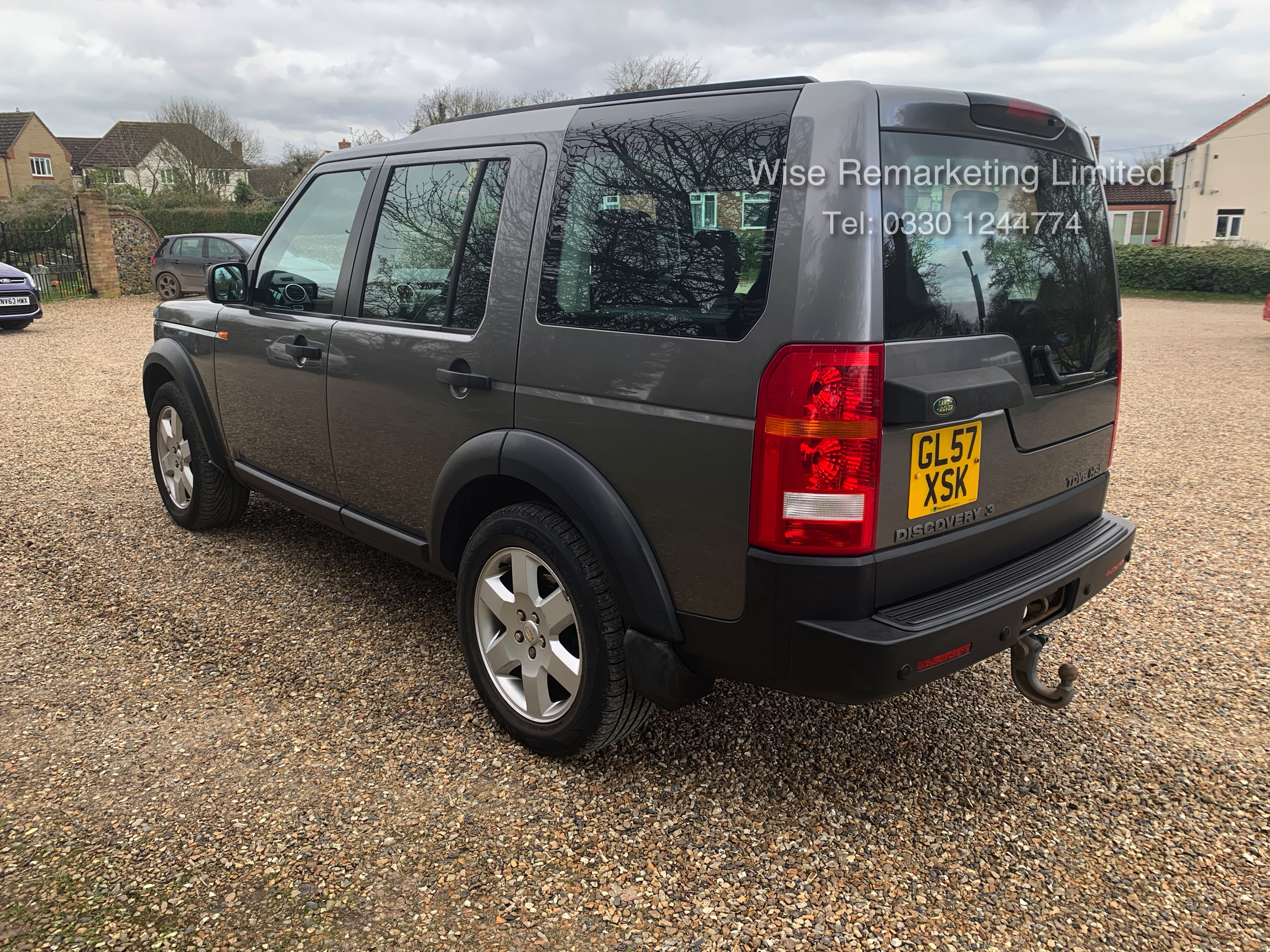 Land Rover Discovery 2.7 TDV6 HSE - Automatic - 2008 Reg - Full Leather - 7 Seater - Sat Nav - - Image 4 of 31