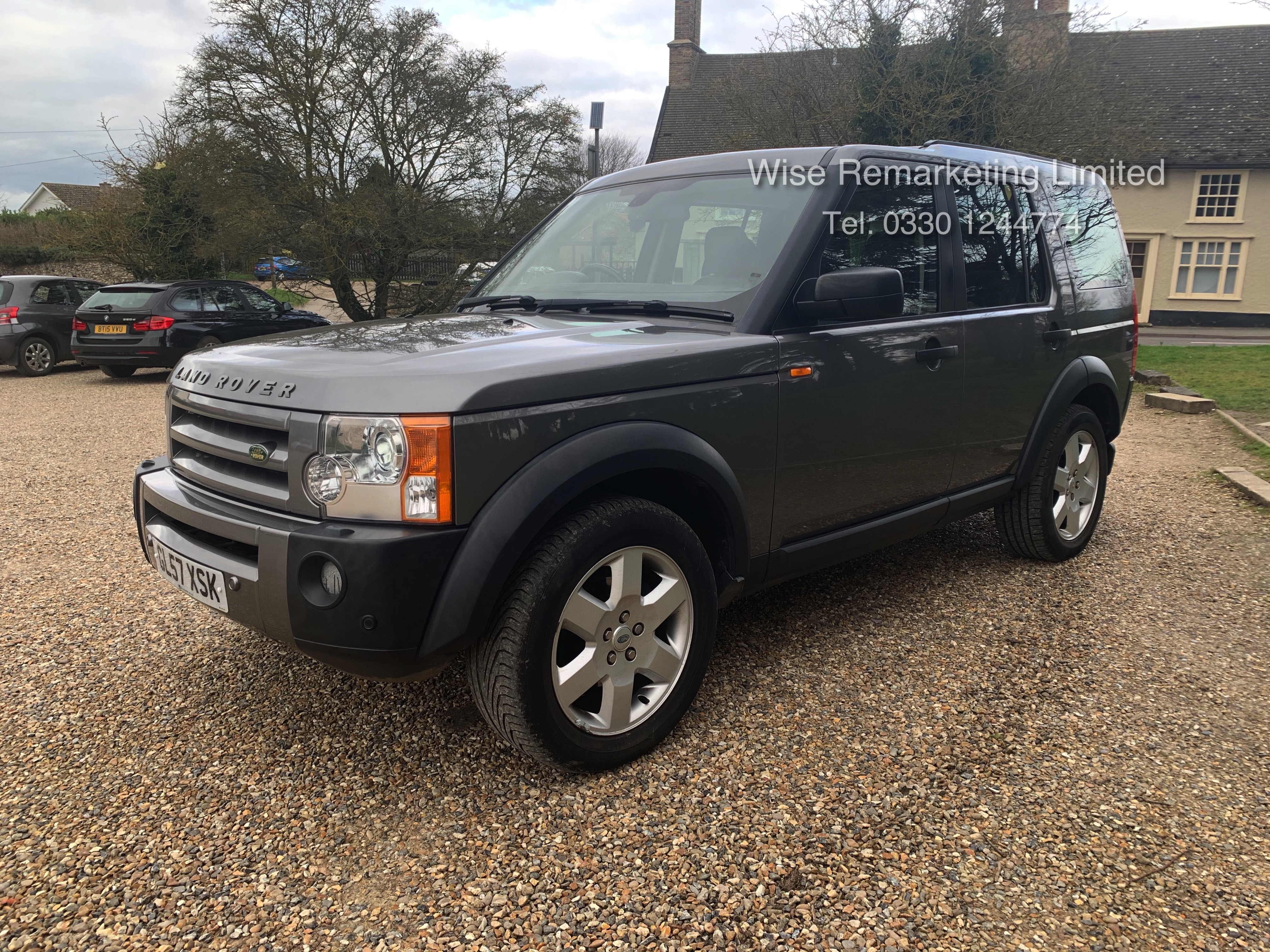 Land Rover Discovery 2.7 TDV6 HSE - Automatic - 2008 Reg - Full Leather - 7 Seater - Sat Nav -