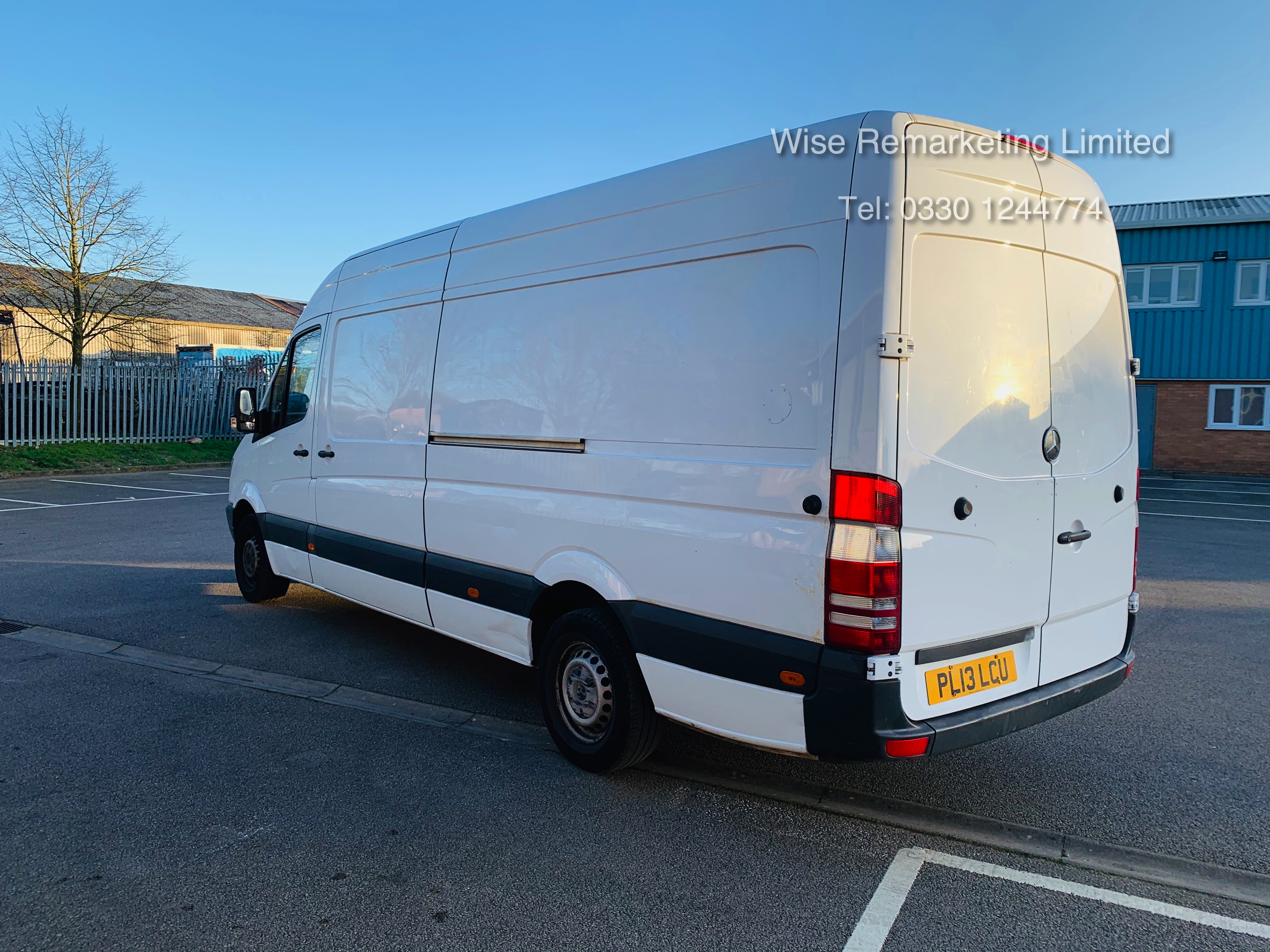 Mercedes Sprinter 316 2.1 CDI Long Wheel Base High Roof Van - 2013 13 Reg - 1 Owner From New - Image 6 of 20