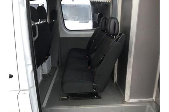 Mercedes Sprinter 313 CDI 2.1 TD MWB Dualliner/Crew Van - 2015 15 Reg - Image 5 of 5