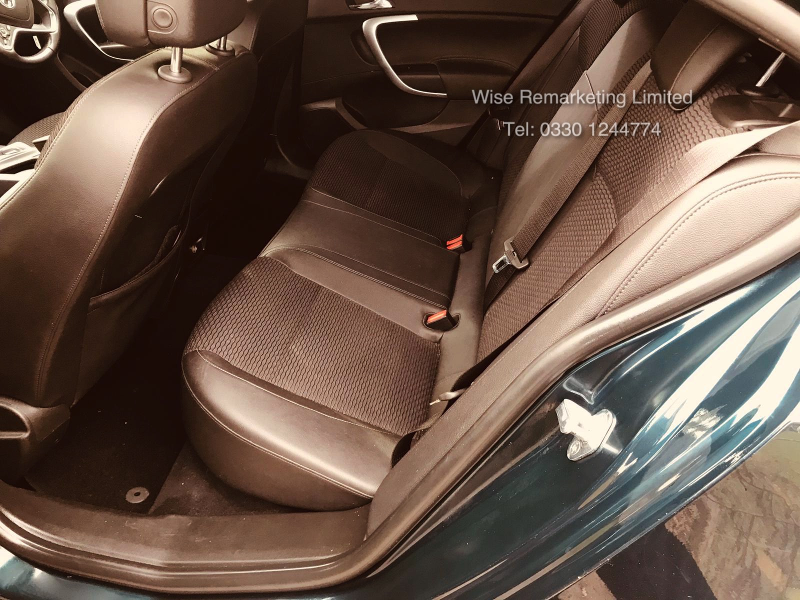(RESERVE MET) Vauxhall Insignia 2.0 CDTI Techline 6 Speed - 2014 Model - Part Leather - - Image 13 of 20