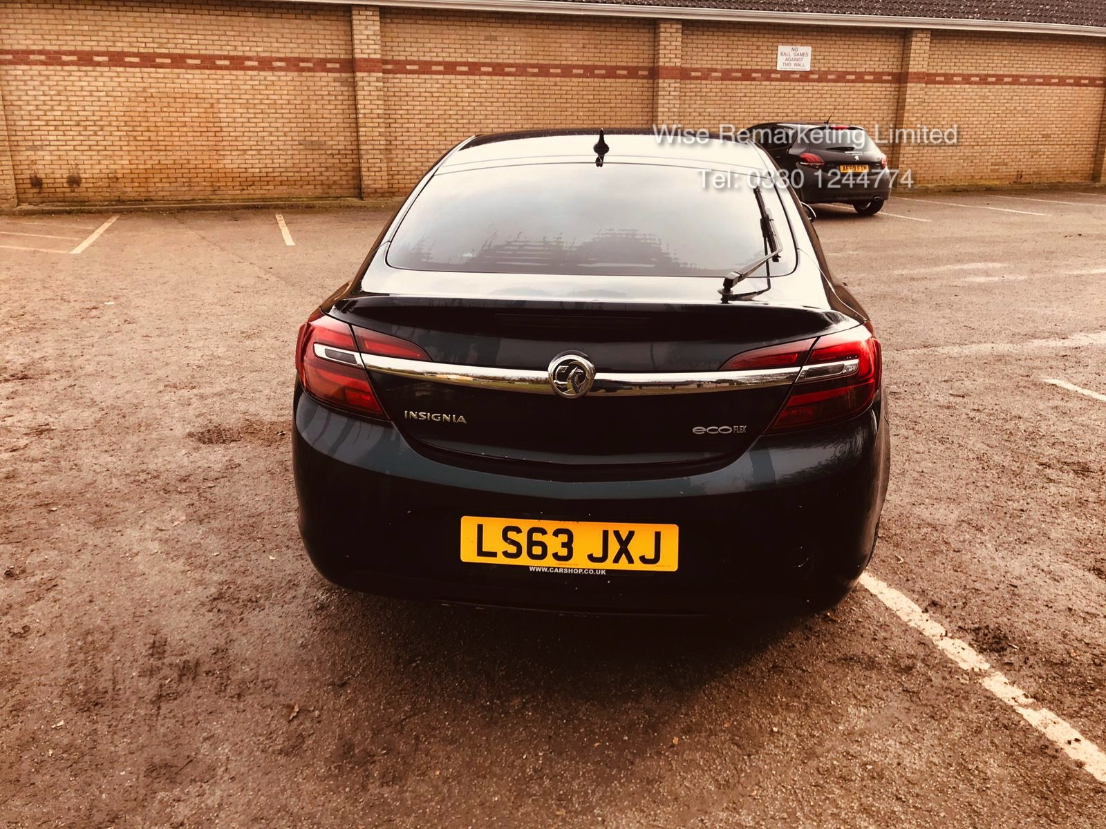 (RESERVE MET) Vauxhall Insignia 2.0 CDTI Techline 6 Speed - 2014 Model - Part Leather - - Image 3 of 20