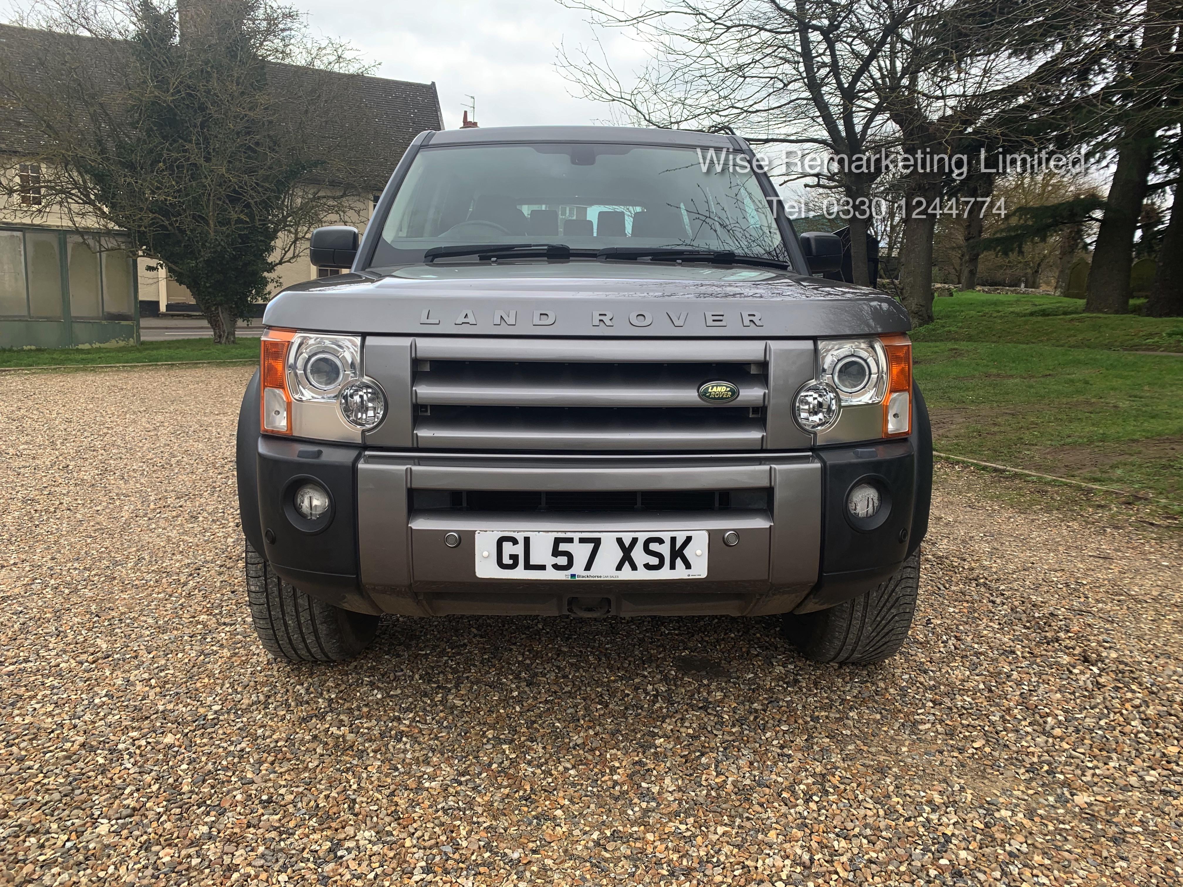 Land Rover Discovery 2.7 TDV6 HSE - Automatic - 2008 Reg - Full Leather - 7 Seater - Sat Nav - - Image 3 of 31