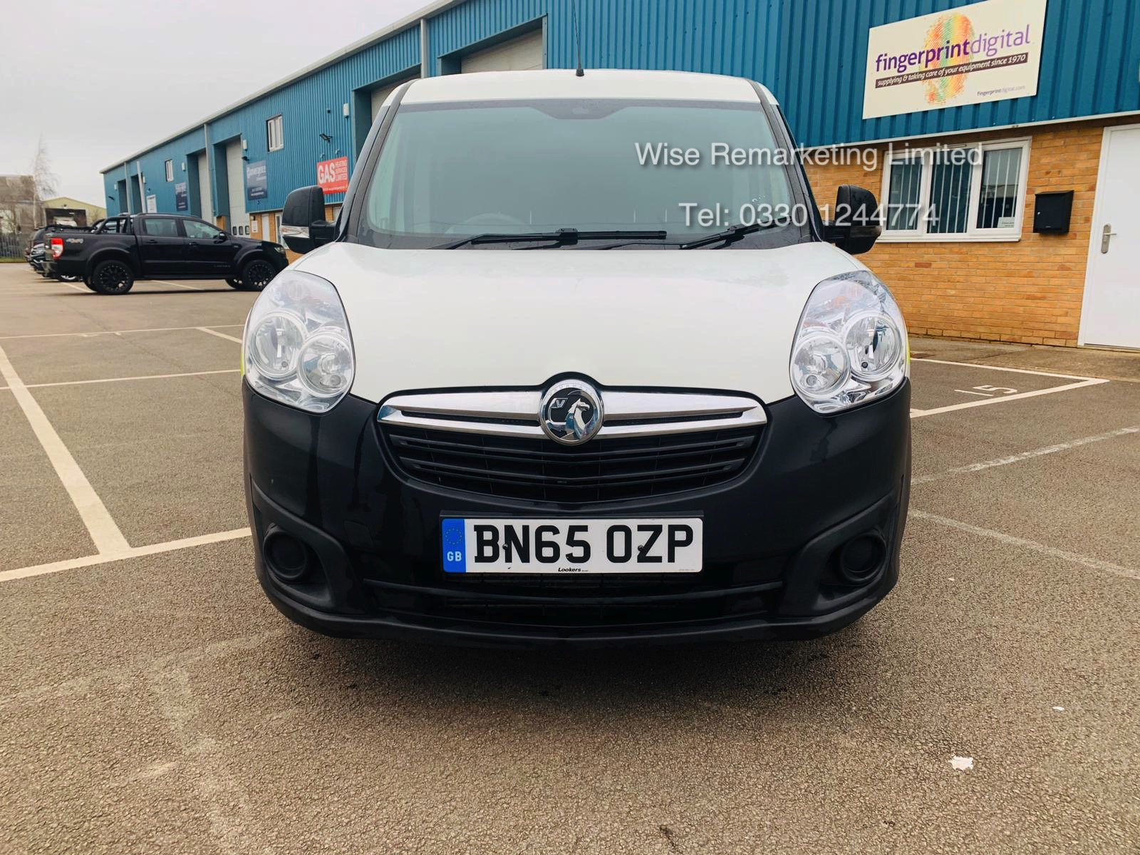Vauxhall Combo 2300 1.6 CDTI Long - 2016 Model - 1 Keeper From New - Twin Doors - Ply Lined - Image 5 of 21