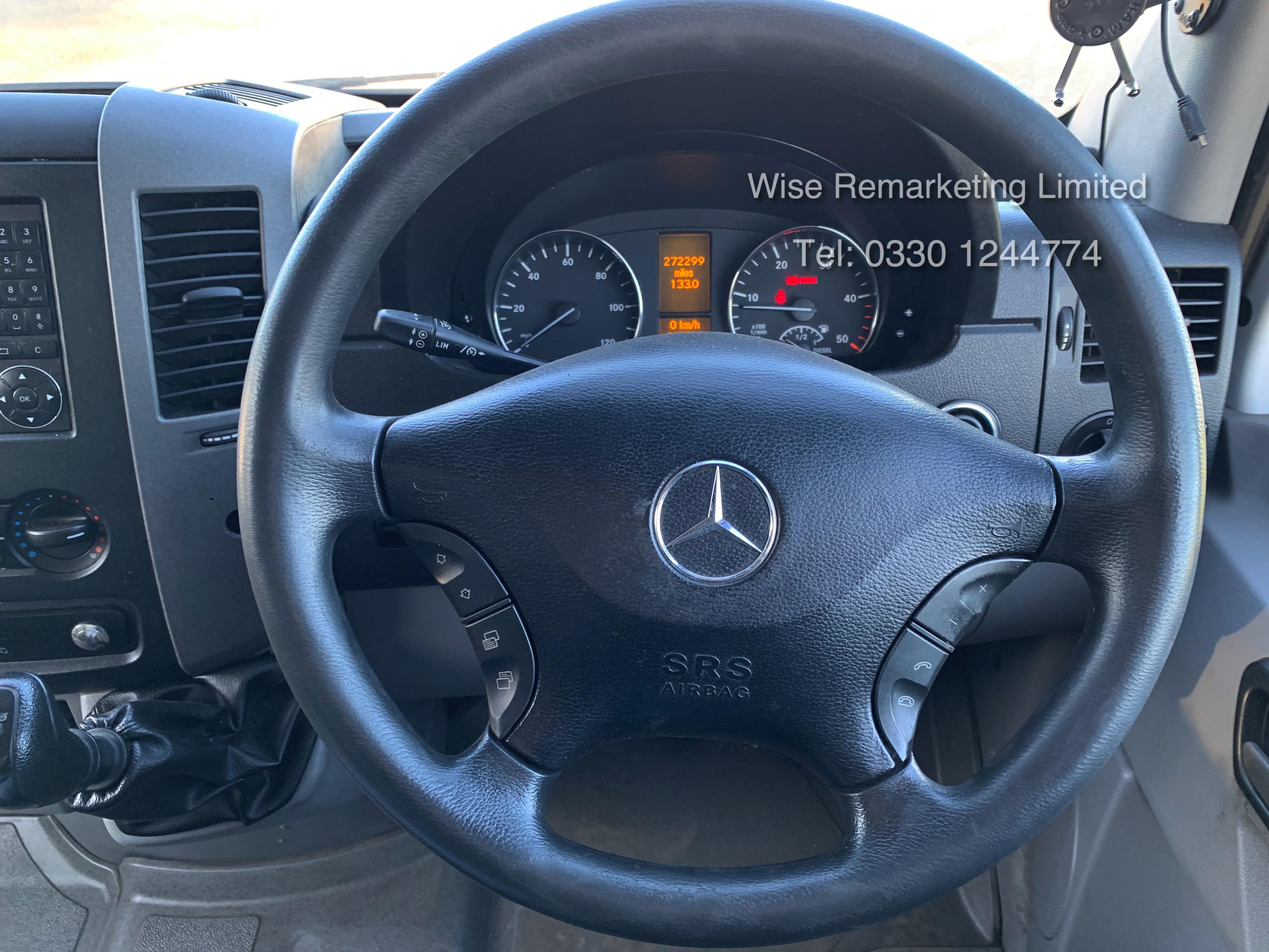 (RESERVE MET) Mercedes Sprinter 316 2.1 CDI Long Wheel Base High Roof Van - 2014 Model - 1 Owner - Image 18 of 19